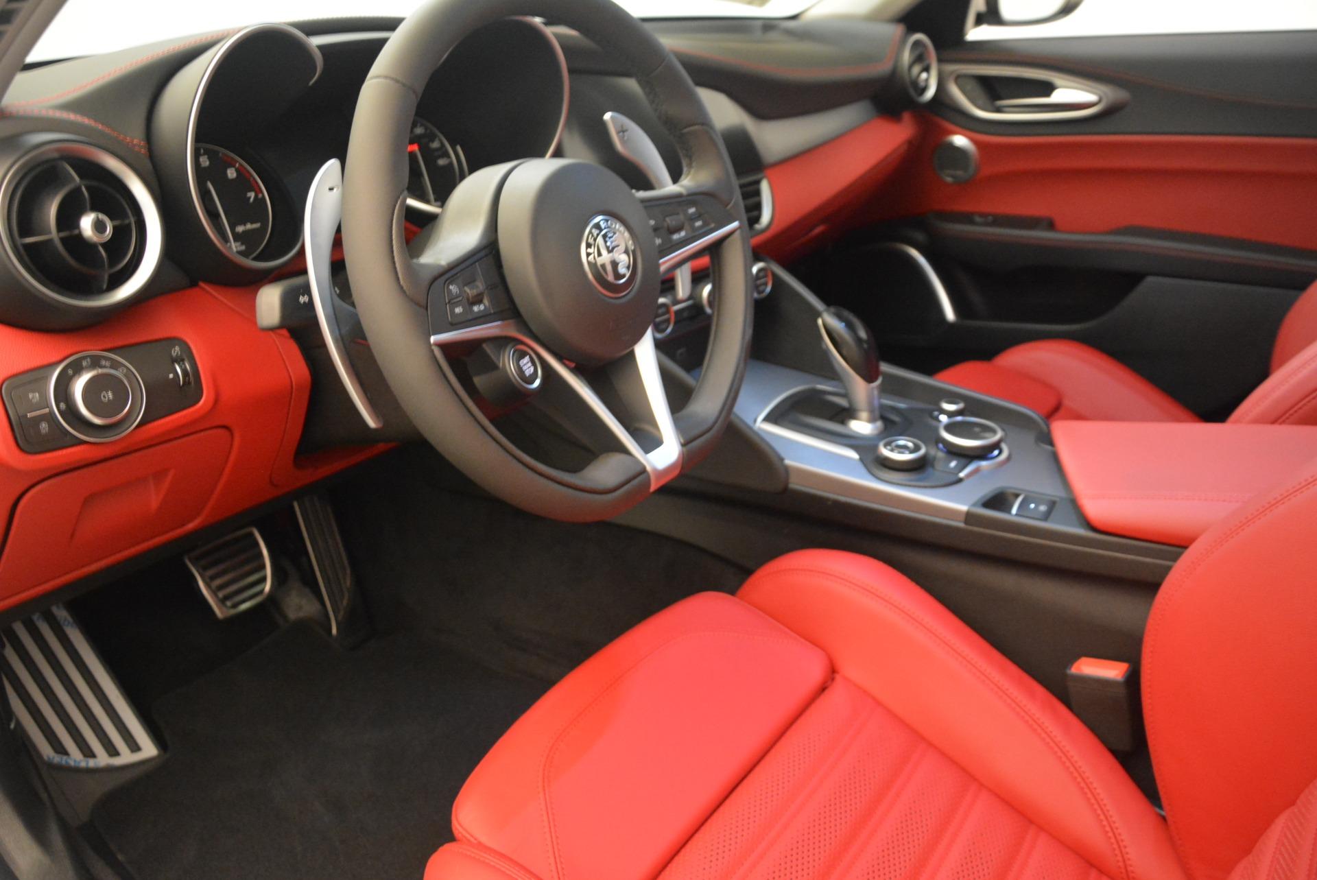 New 2018 Alfa Romeo Giulia Ti Sport Q4 For Sale In Westport, CT 1781_p13