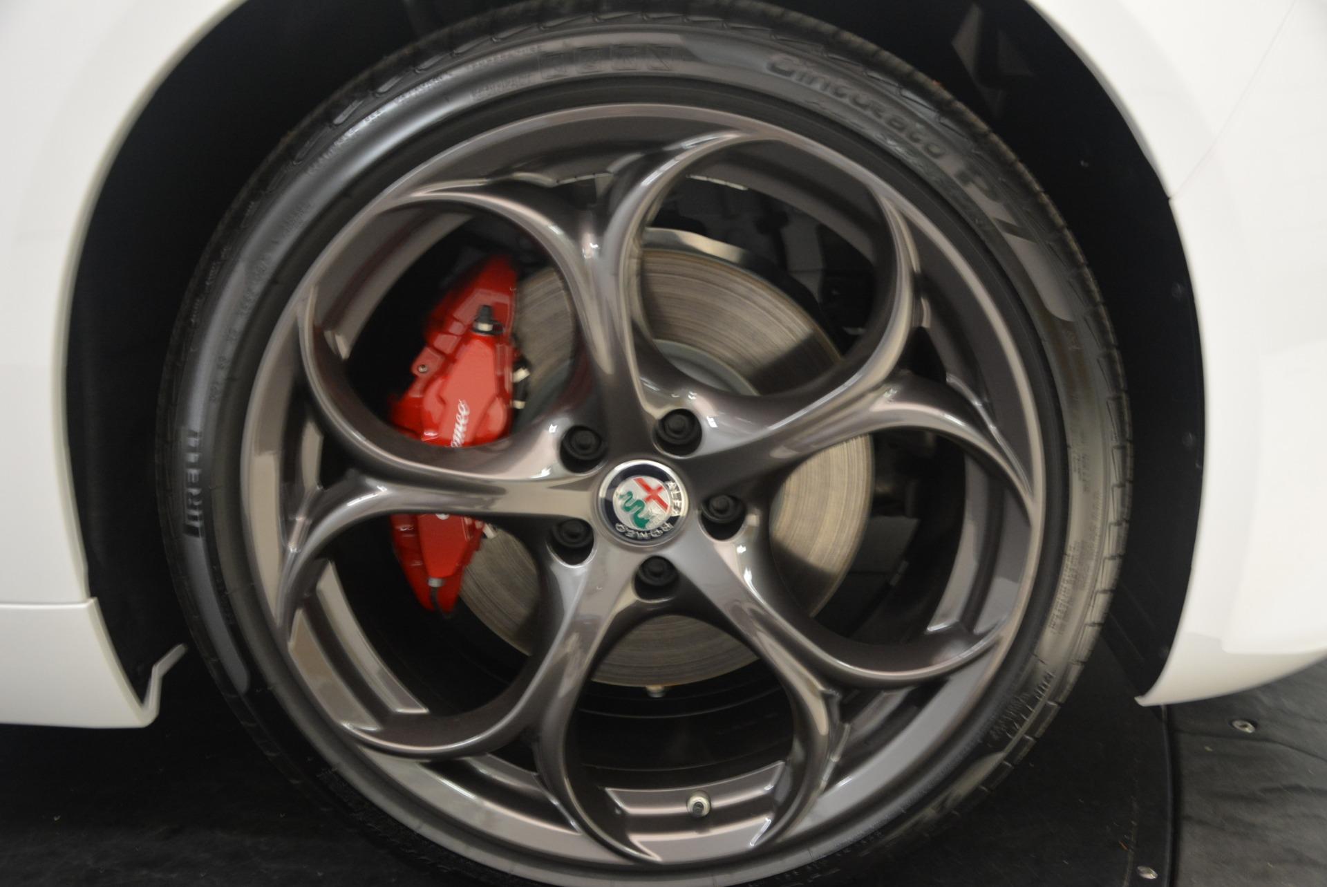 New 2018 Alfa Romeo Giulia Ti Sport Q4 For Sale In Westport, CT 1781_p25