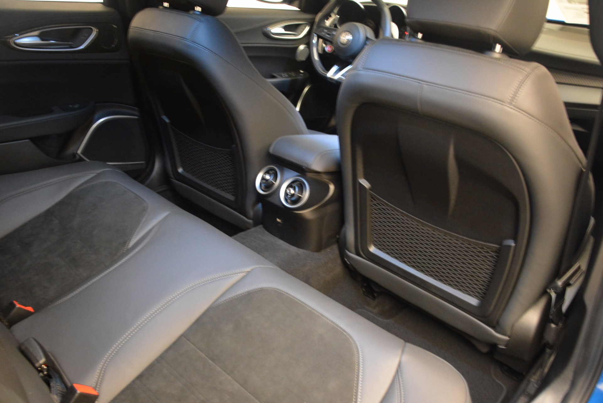 New 2018 Alfa Romeo Giulia Quadrifoglio For Sale In Westport, CT 1782_p22
