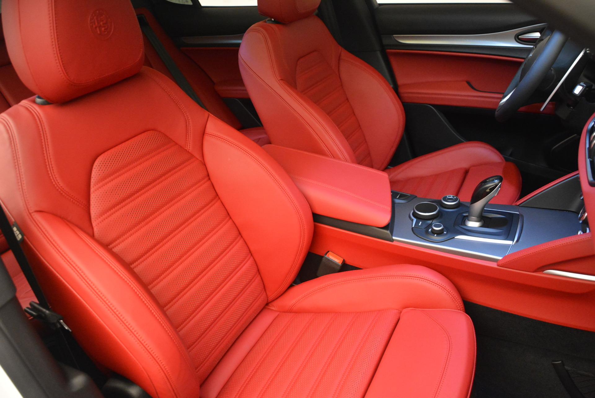 New 2018 Alfa Romeo Stelvio Ti Sport Q4 For Sale In Westport, CT 1783_p21