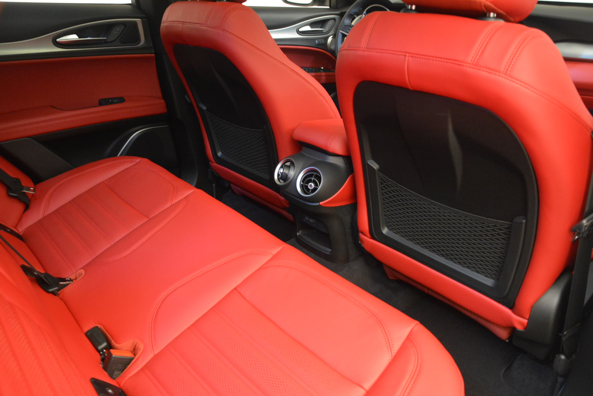 New 2018 Alfa Romeo Stelvio Ti Sport Q4 For Sale In Westport, CT 1783_p22