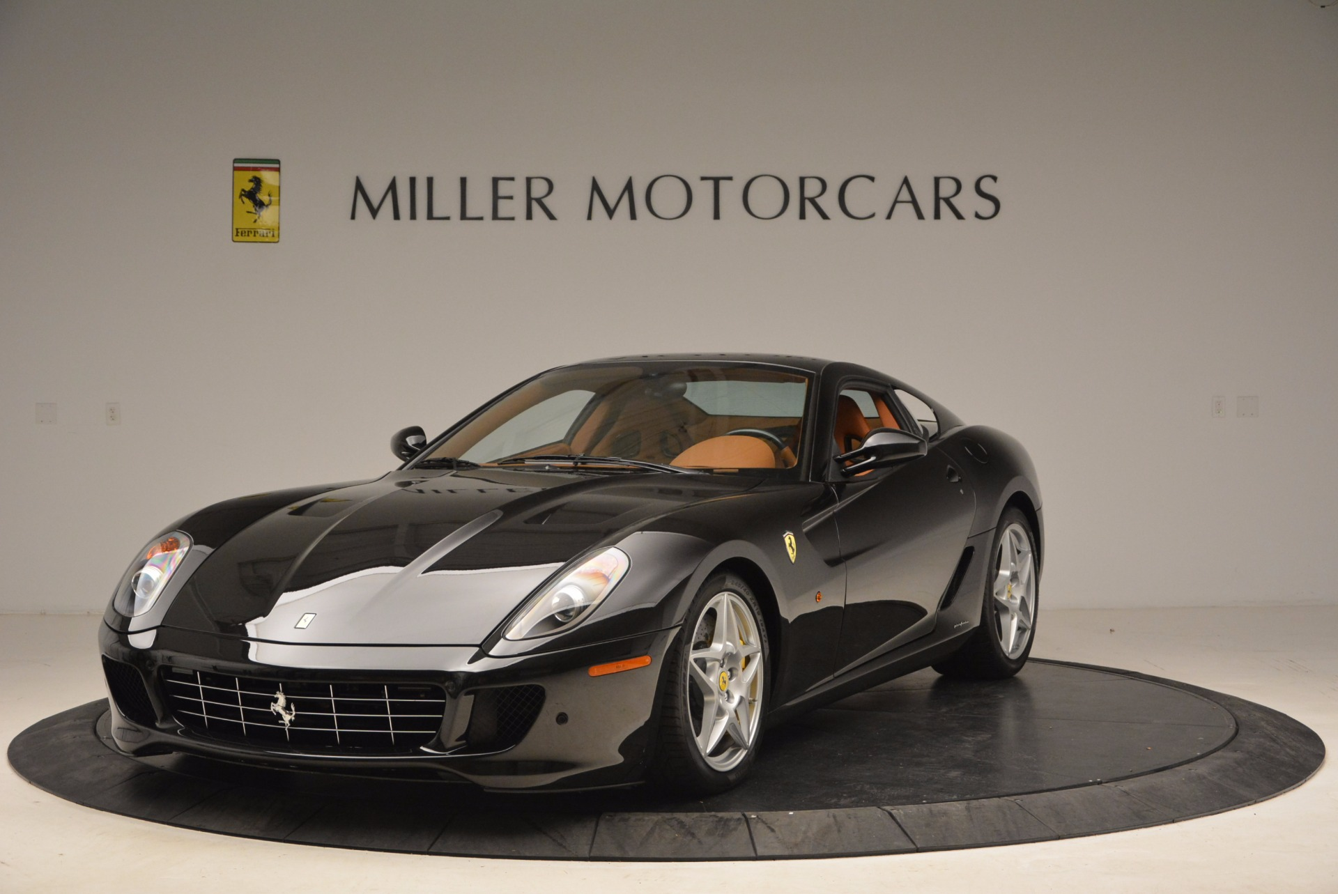 Used 2008 Ferrari 599 GTB Fiorano  For Sale In Westport, CT
