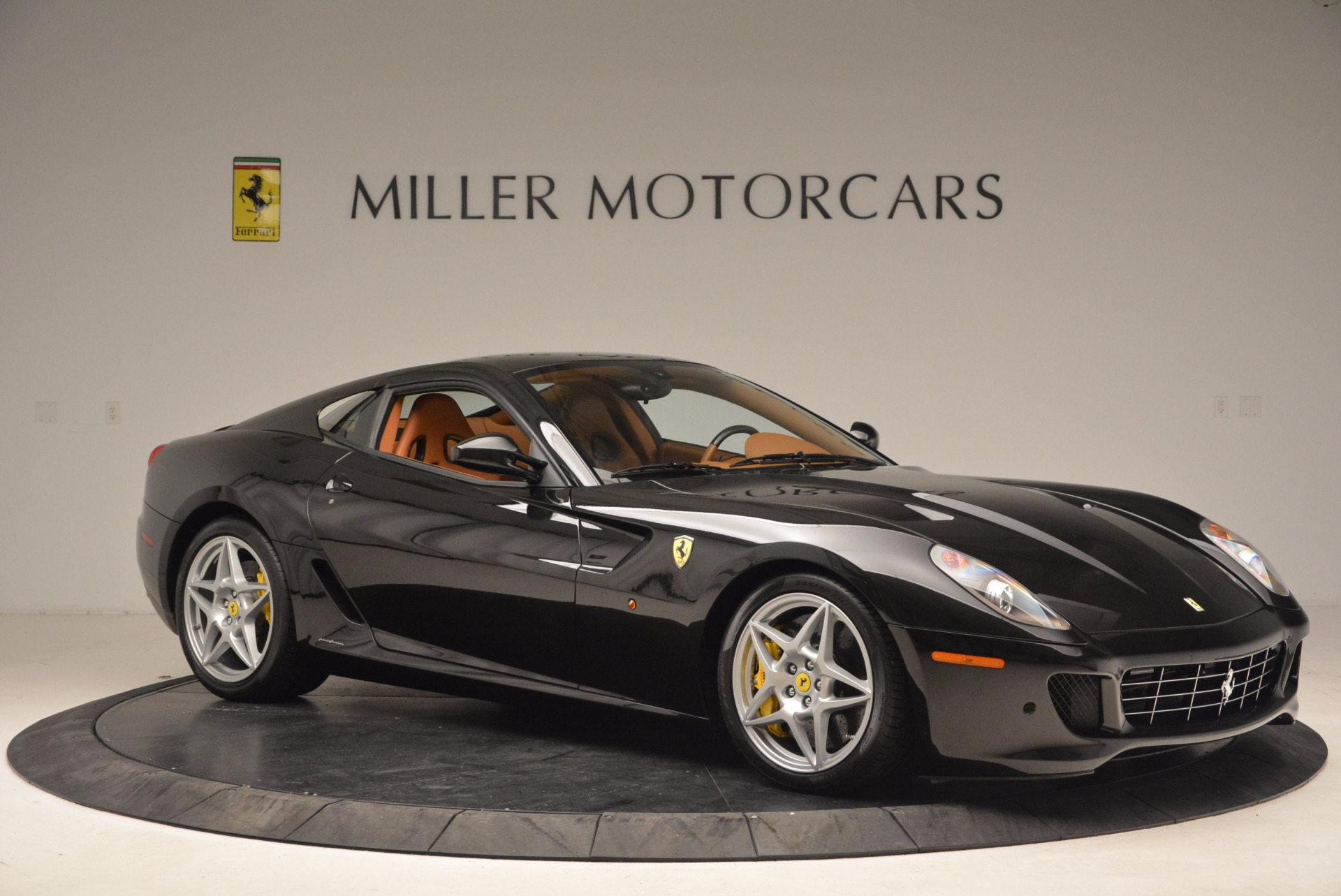 Used 2008 Ferrari 599 GTB Fiorano  For Sale In Westport, CT 1785_p10
