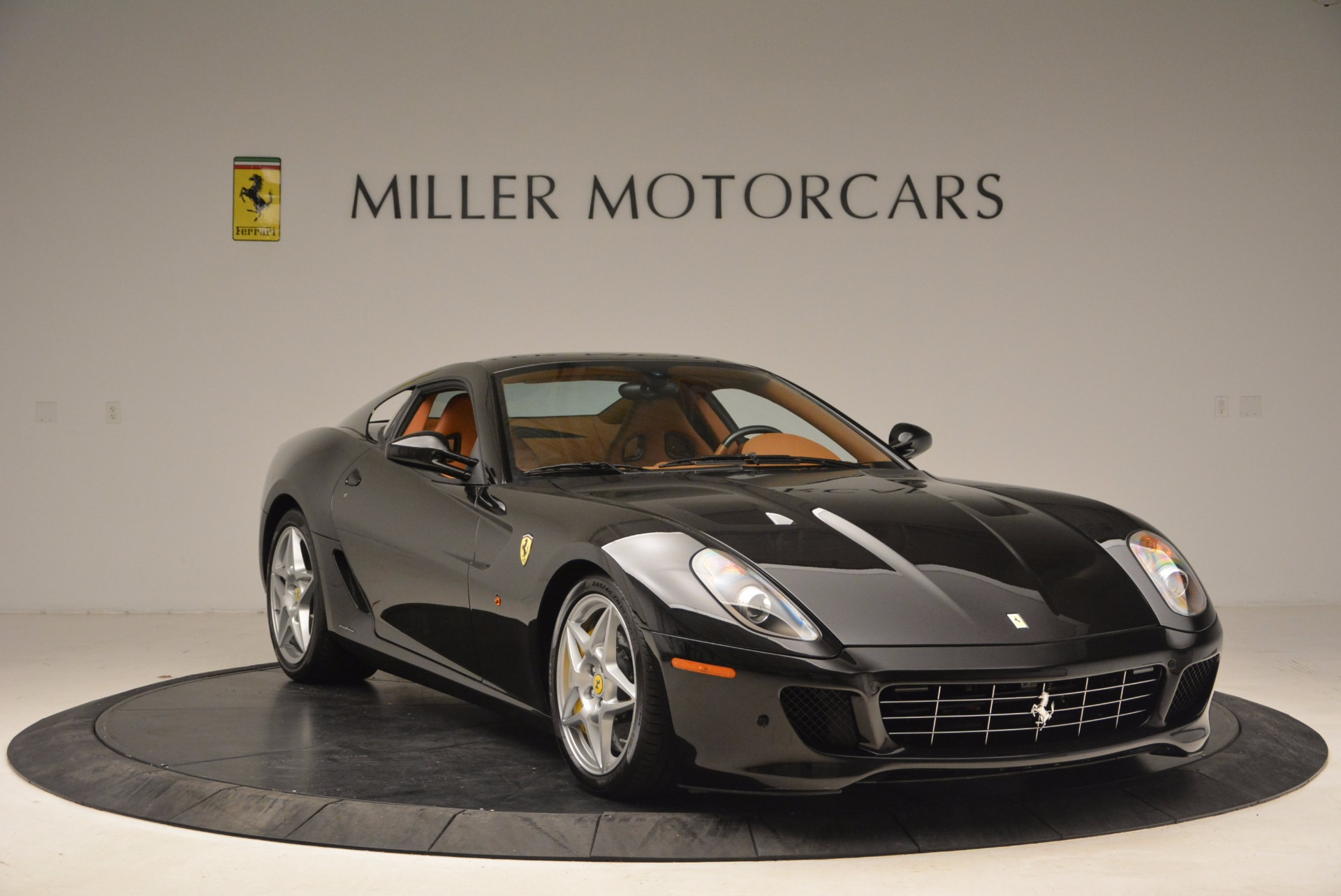 Used 2008 Ferrari 599 GTB Fiorano  For Sale In Westport, CT 1785_p11