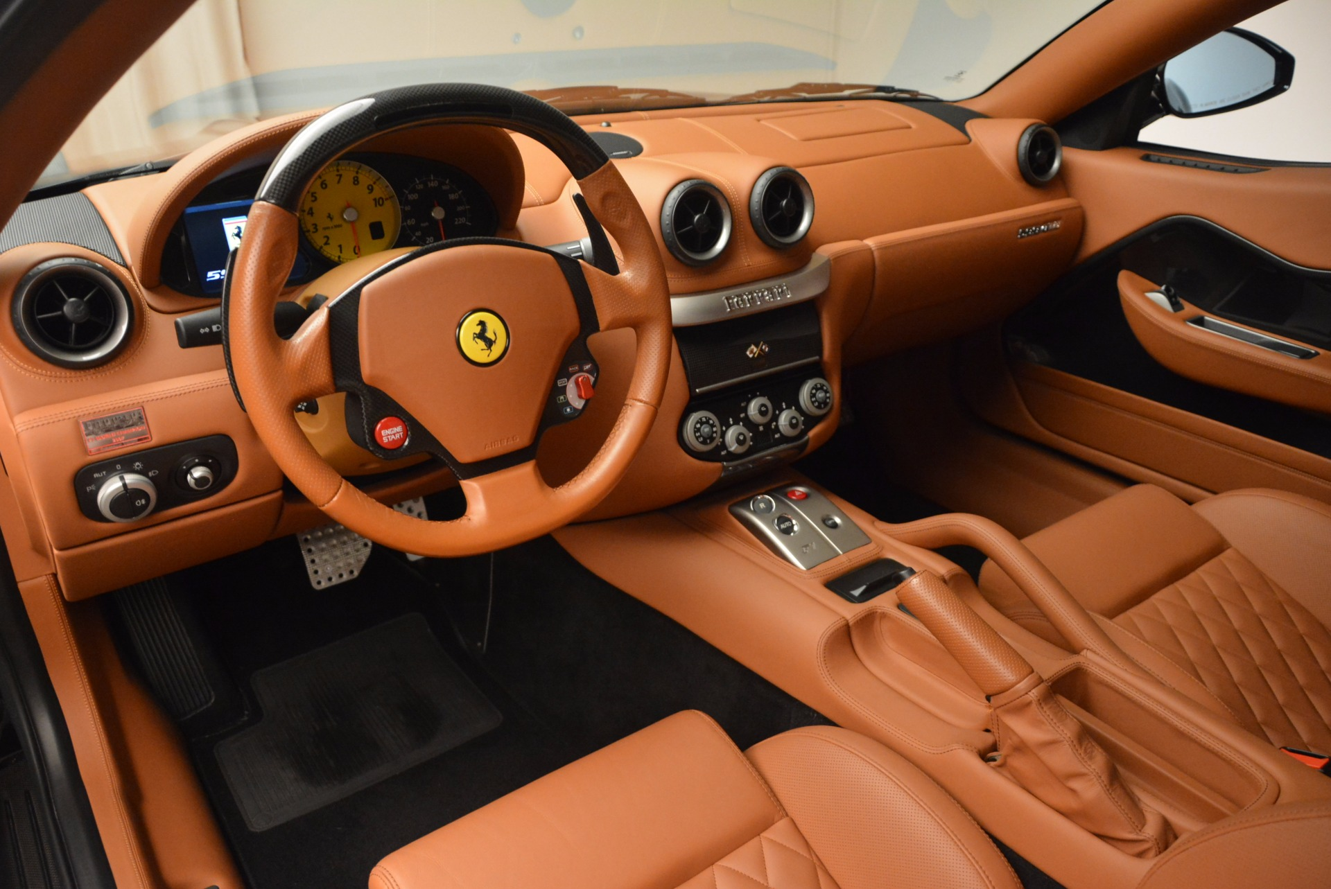 Used 2008 Ferrari 599 GTB Fiorano  For Sale In Westport, CT 1785_p13