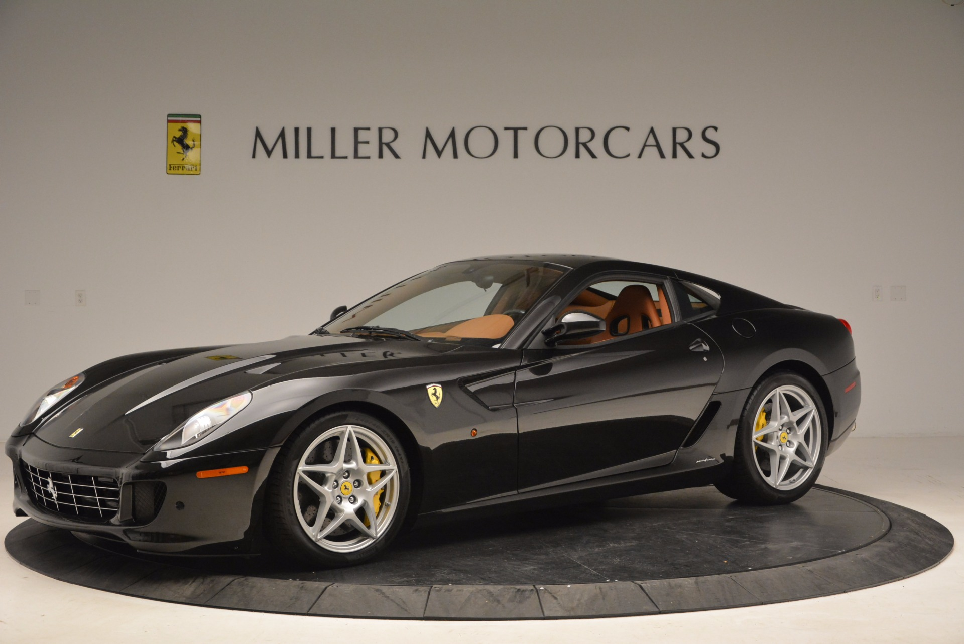 Used 2008 Ferrari 599 GTB Fiorano  For Sale In Westport, CT 1785_p2