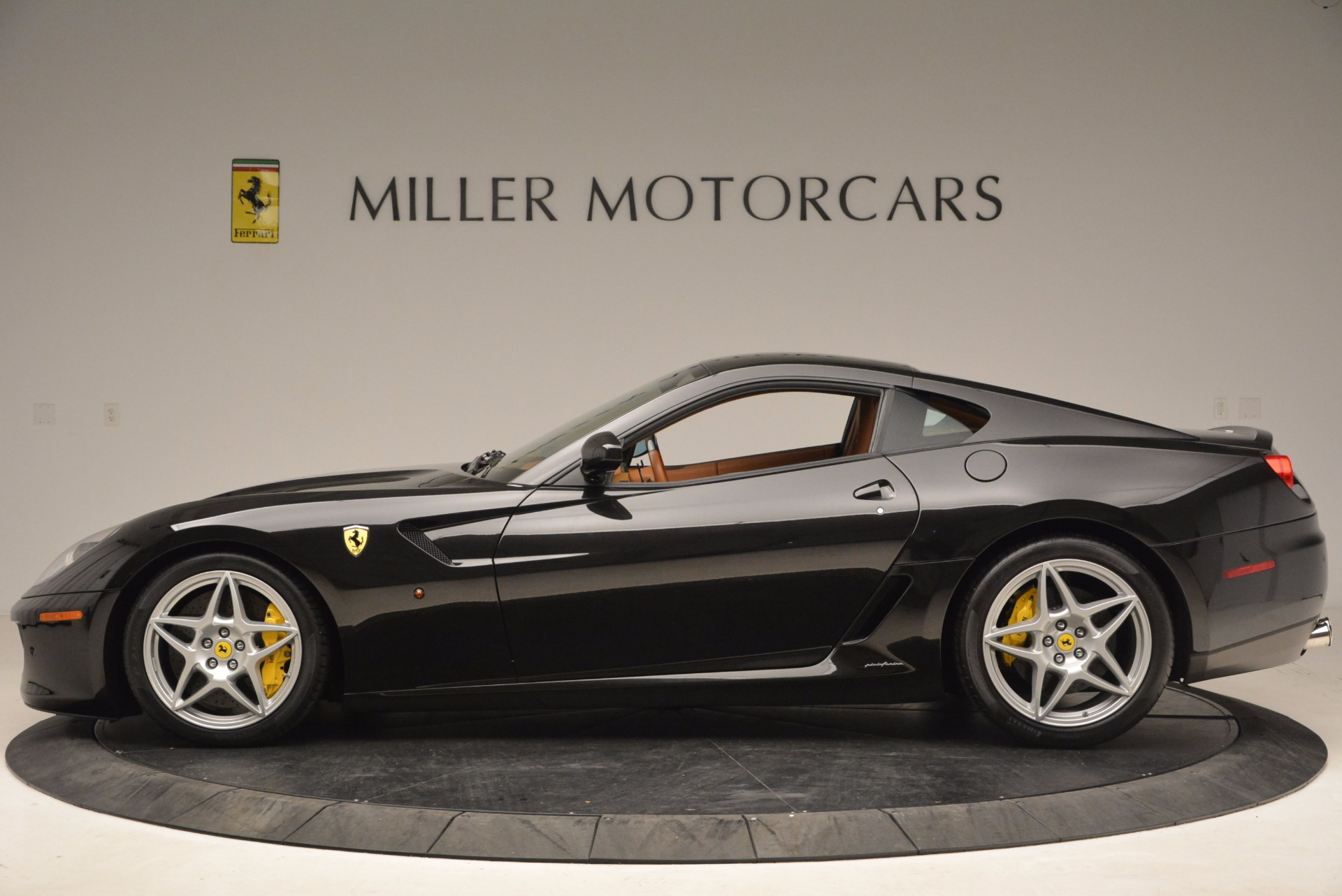 Used 2008 Ferrari 599 GTB Fiorano  For Sale In Westport, CT 1785_p3