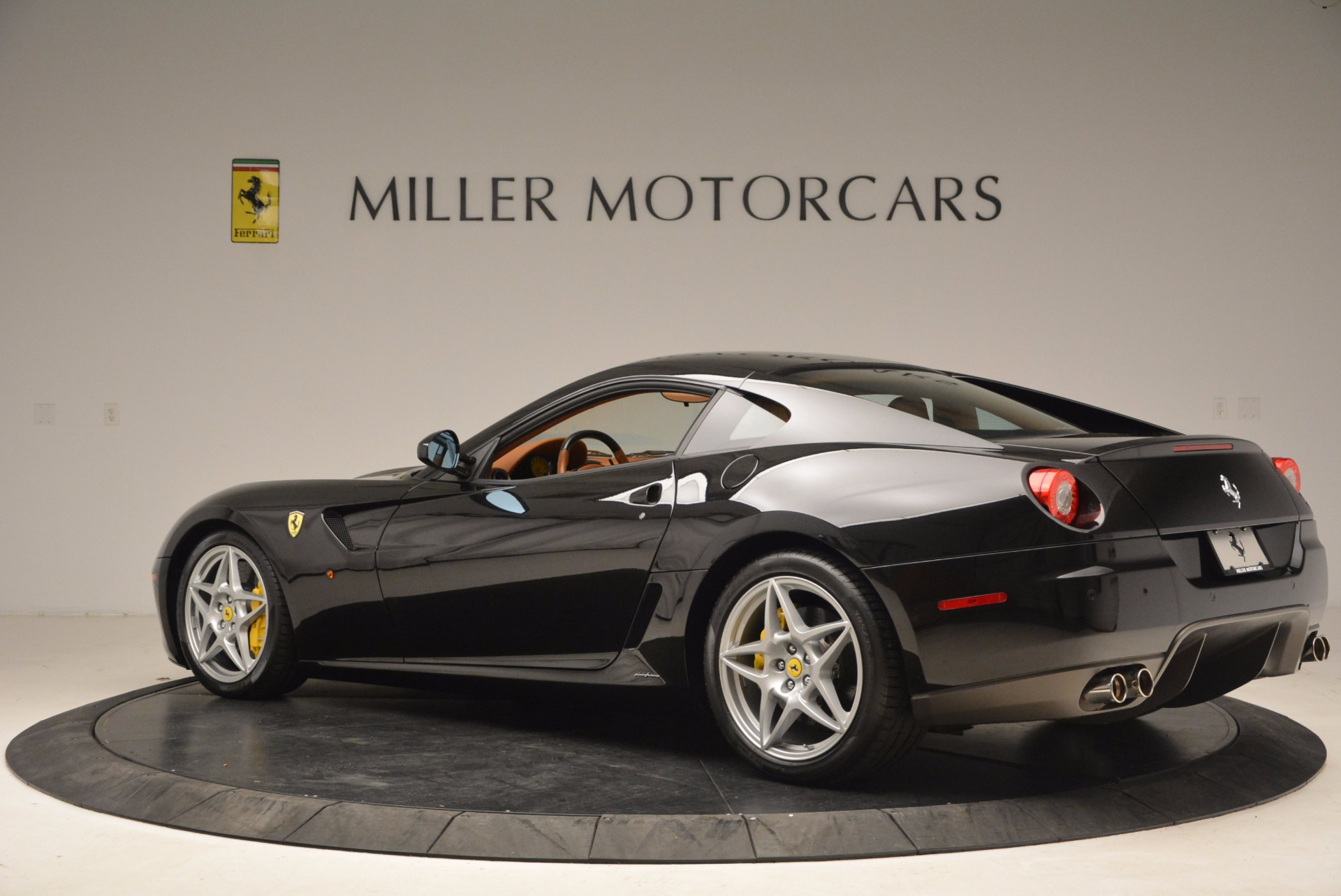 Used 2008 Ferrari 599 GTB Fiorano  For Sale In Westport, CT 1785_p4