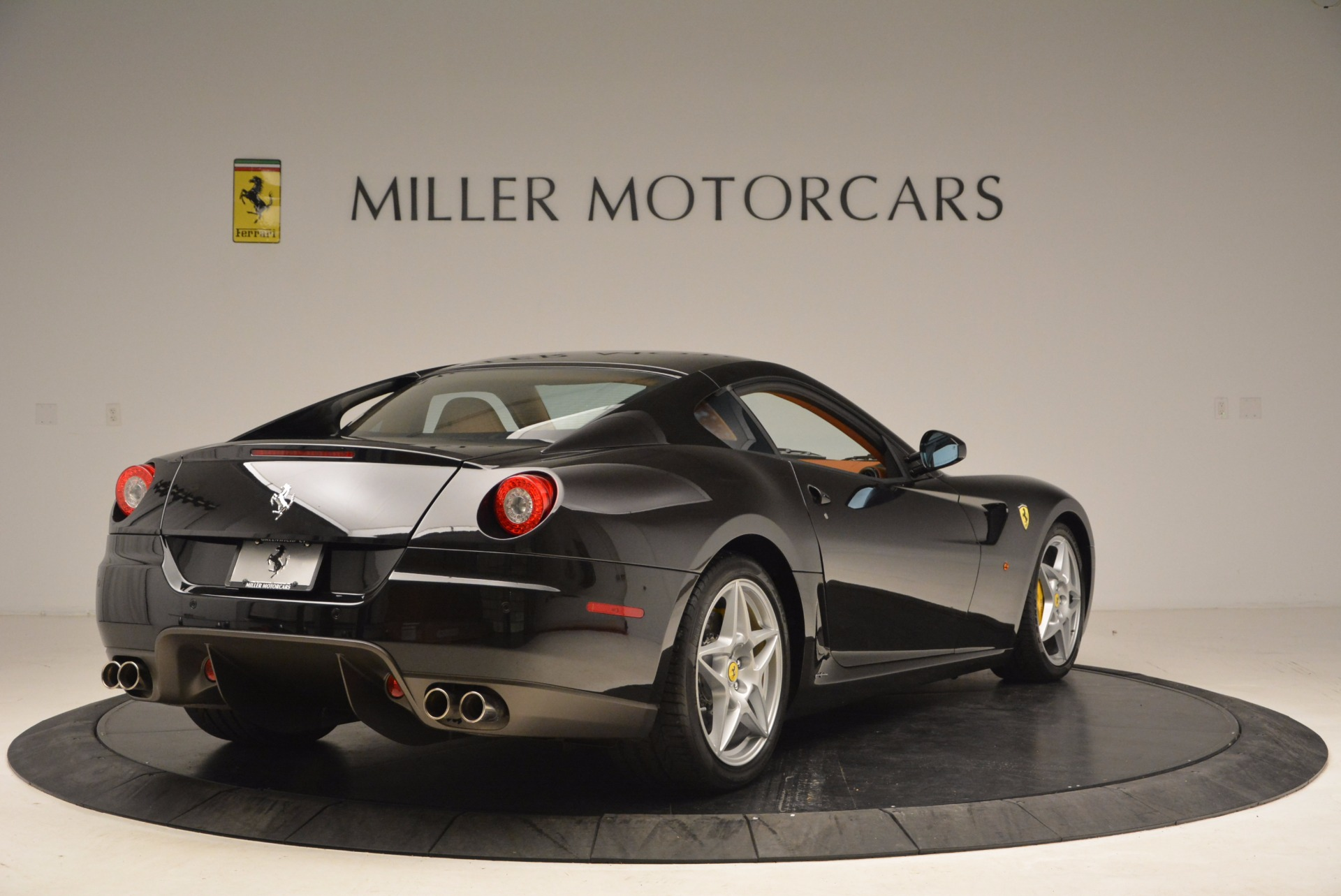 Used 2008 Ferrari 599 GTB Fiorano  For Sale In Westport, CT 1785_p7