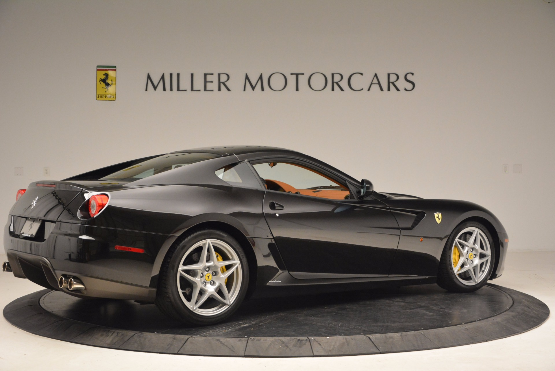 Used 2008 Ferrari 599 GTB Fiorano  For Sale In Westport, CT 1785_p8
