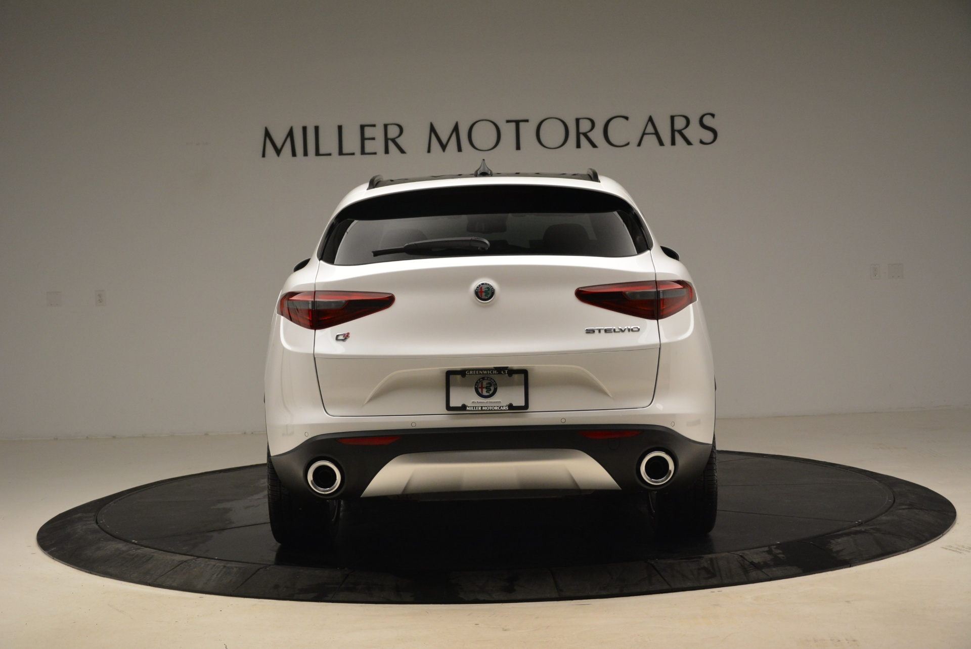 New 2018 Alfa Romeo Stelvio Ti Sport Q4 For Sale In Westport, CT 1787_p6