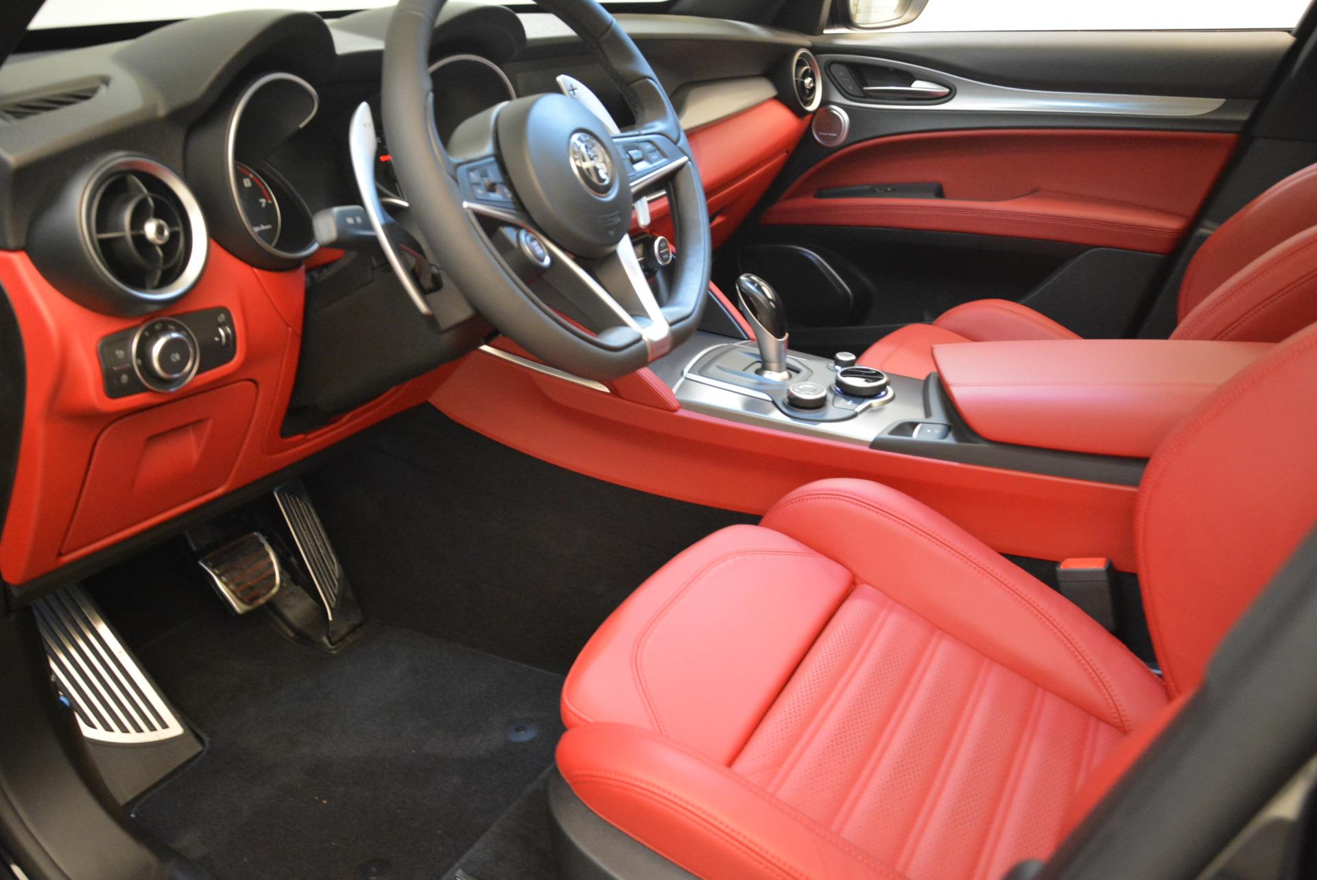 New 2018 Alfa Romeo Stelvio Ti Sport Q4 For Sale In Westport, CT 1789_p13