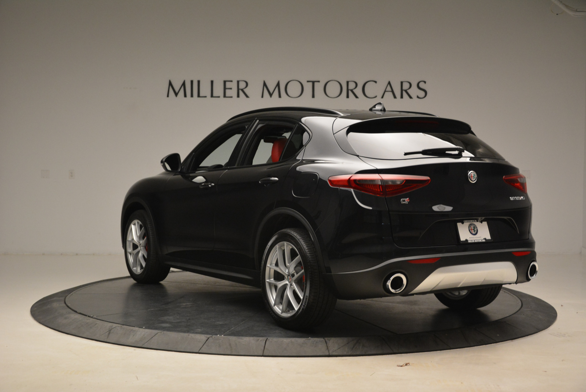 New 2018 Alfa Romeo Stelvio Ti Sport Q4 For Sale In Westport, CT 1789_p5