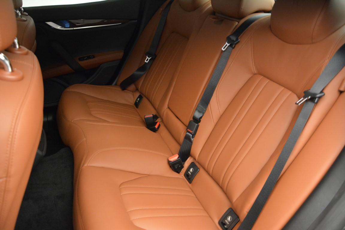 New 2016 Maserati Ghibli S Q4 For Sale In Westport, CT 179_p14