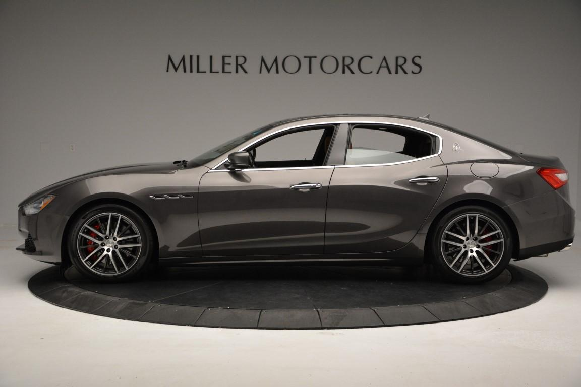 New 2016 Maserati Ghibli S Q4 For Sale In Westport, CT 179_p3