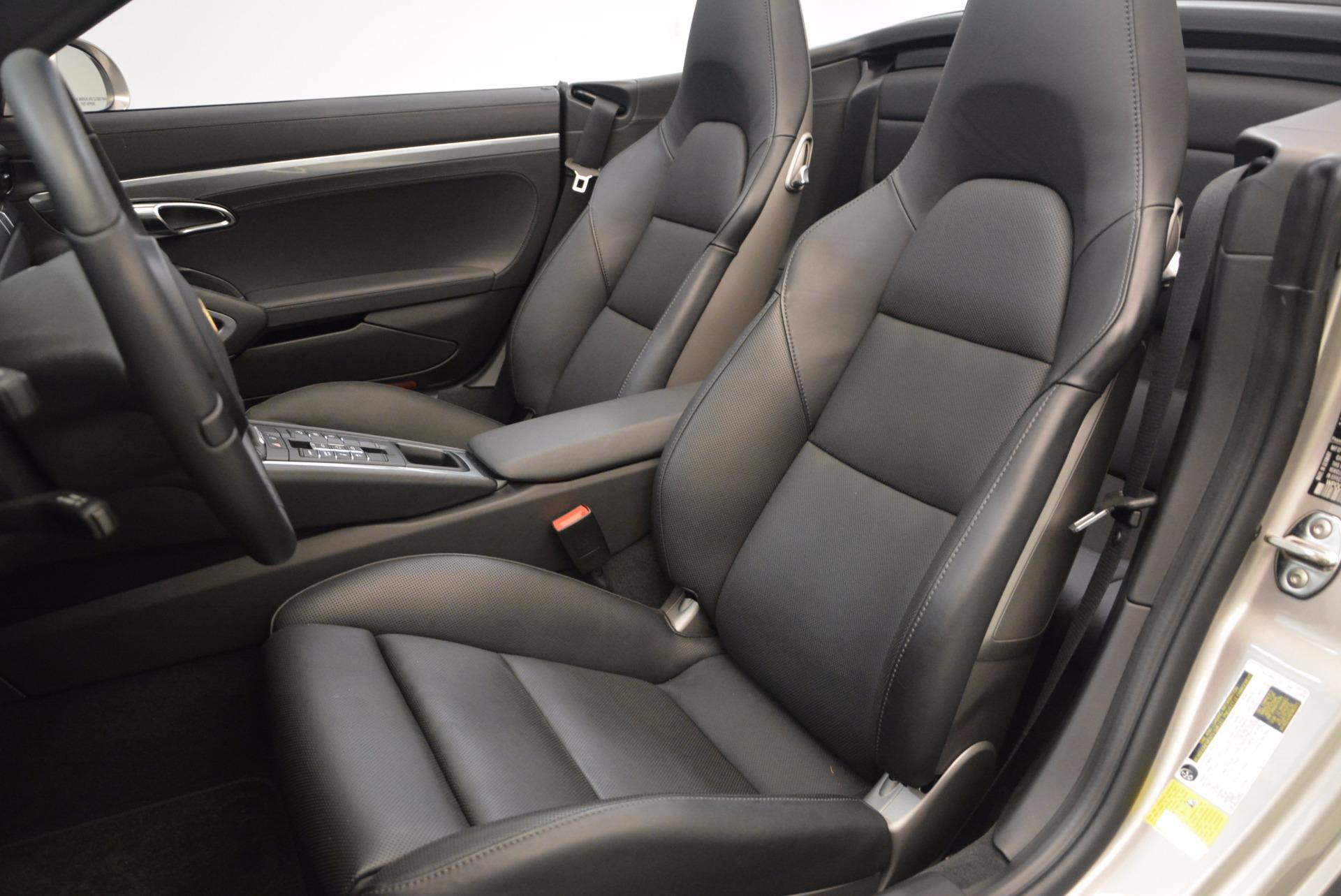 Used 2012 Porsche 911 Carrera S For Sale In Westport, CT 1790_p23