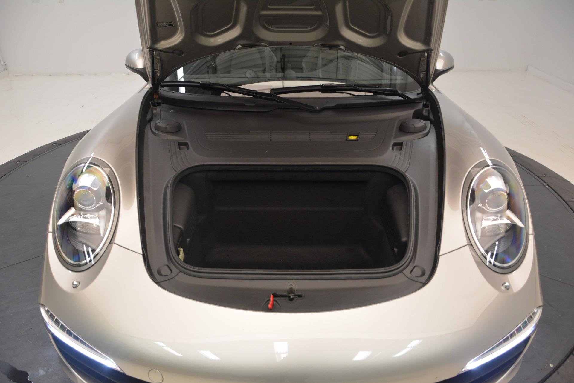 Used 2012 Porsche 911 Carrera S For Sale In Westport, CT 1790_p33