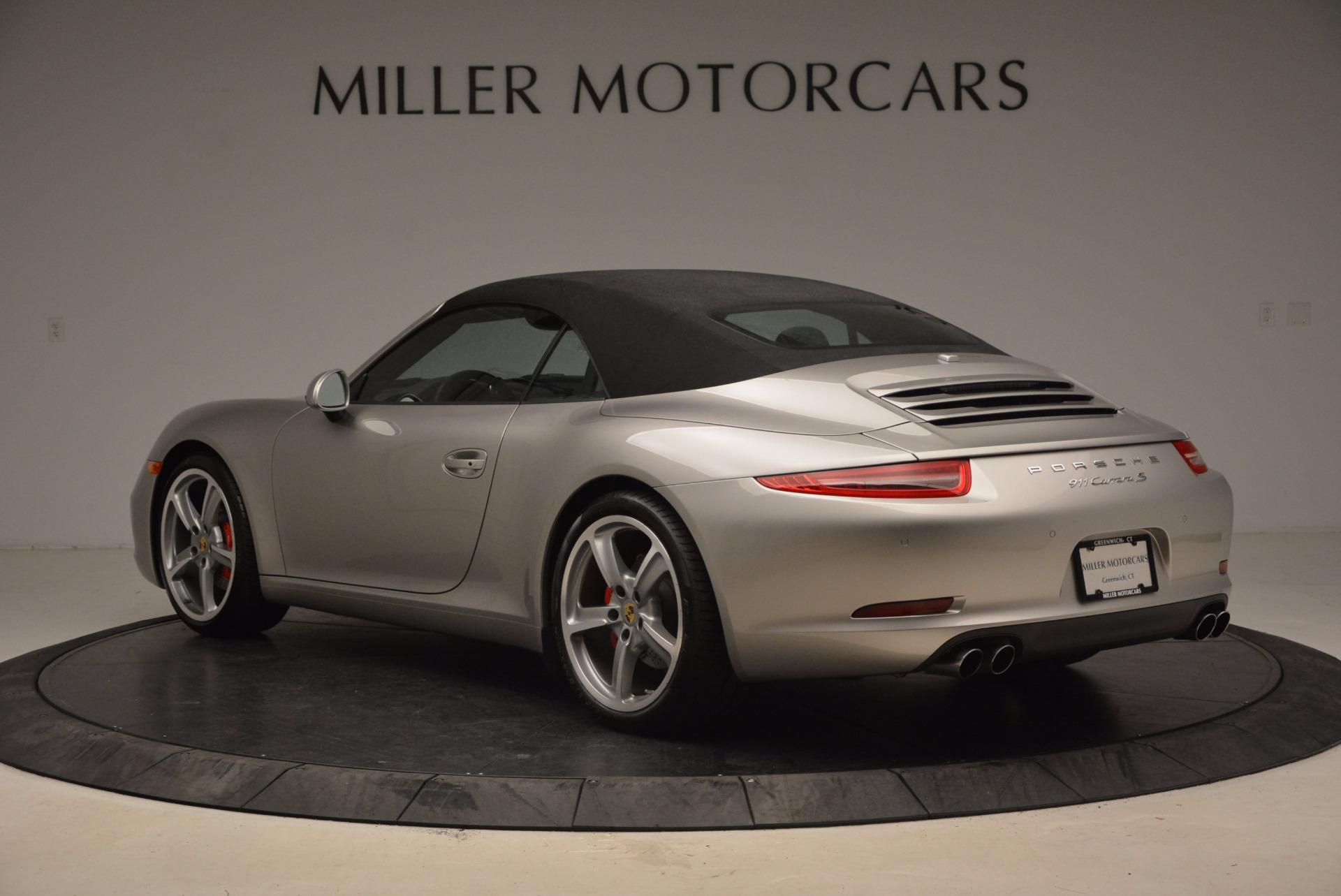 Used 2012 Porsche 911 Carrera S For Sale In Westport, CT 1790_p48
