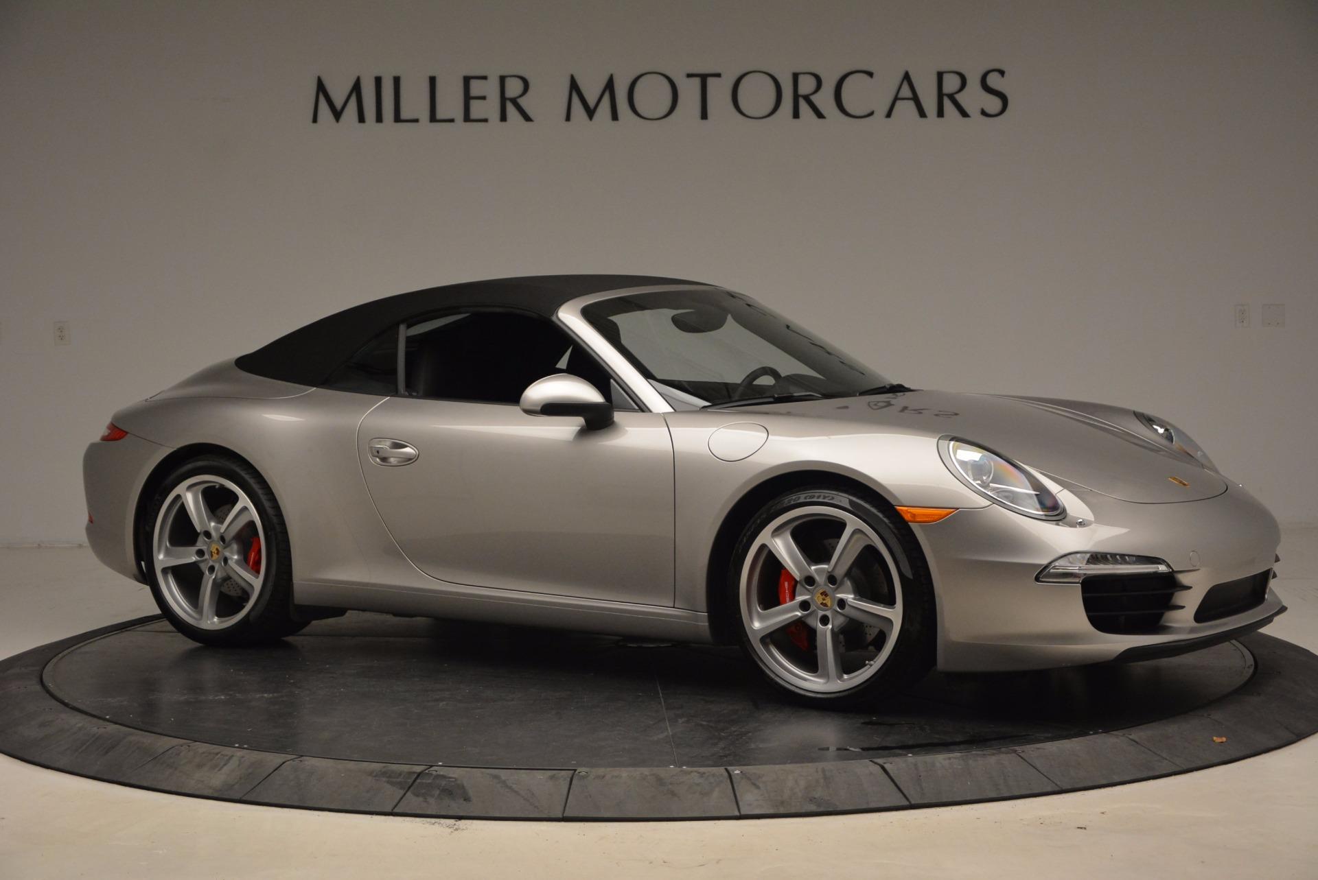 Used 2012 Porsche 911 Carrera S For Sale In Westport, CT 1790_p5