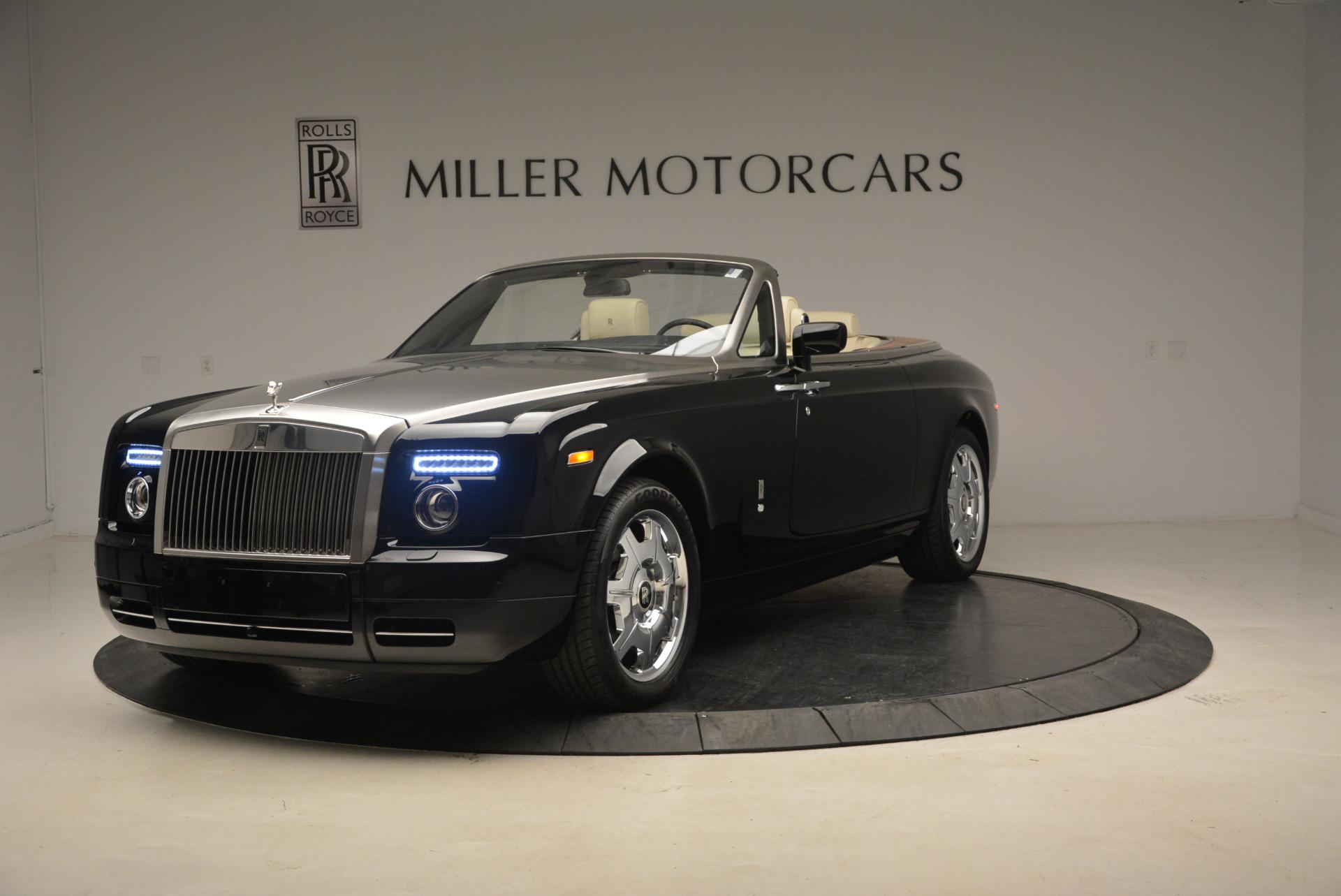 Used 2009 Rolls-Royce Phantom Drophead Coupe  For Sale In Westport, CT 1792_main