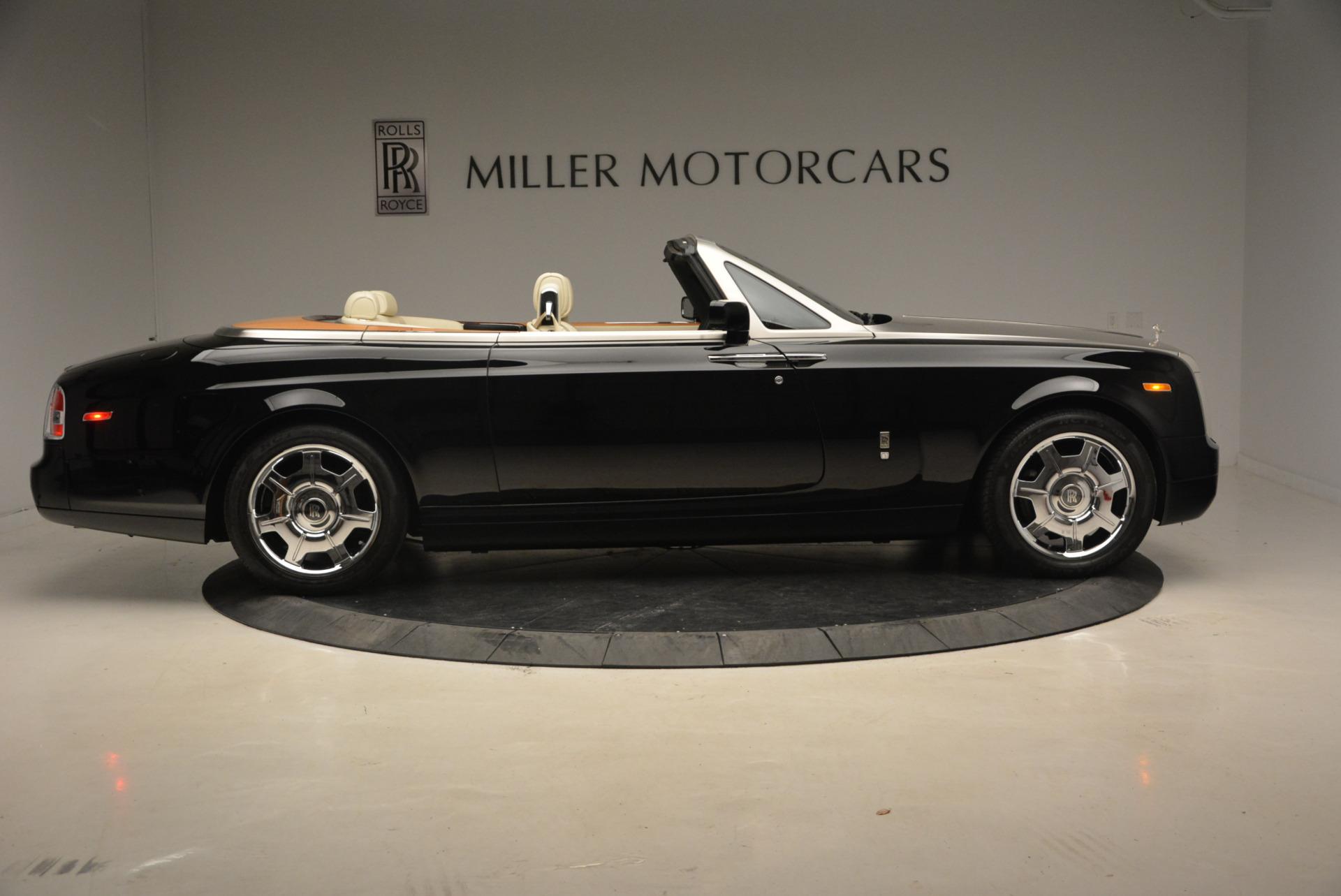Used 2009 Rolls-Royce Phantom Drophead Coupe  For Sale In Westport, CT 1792_p10