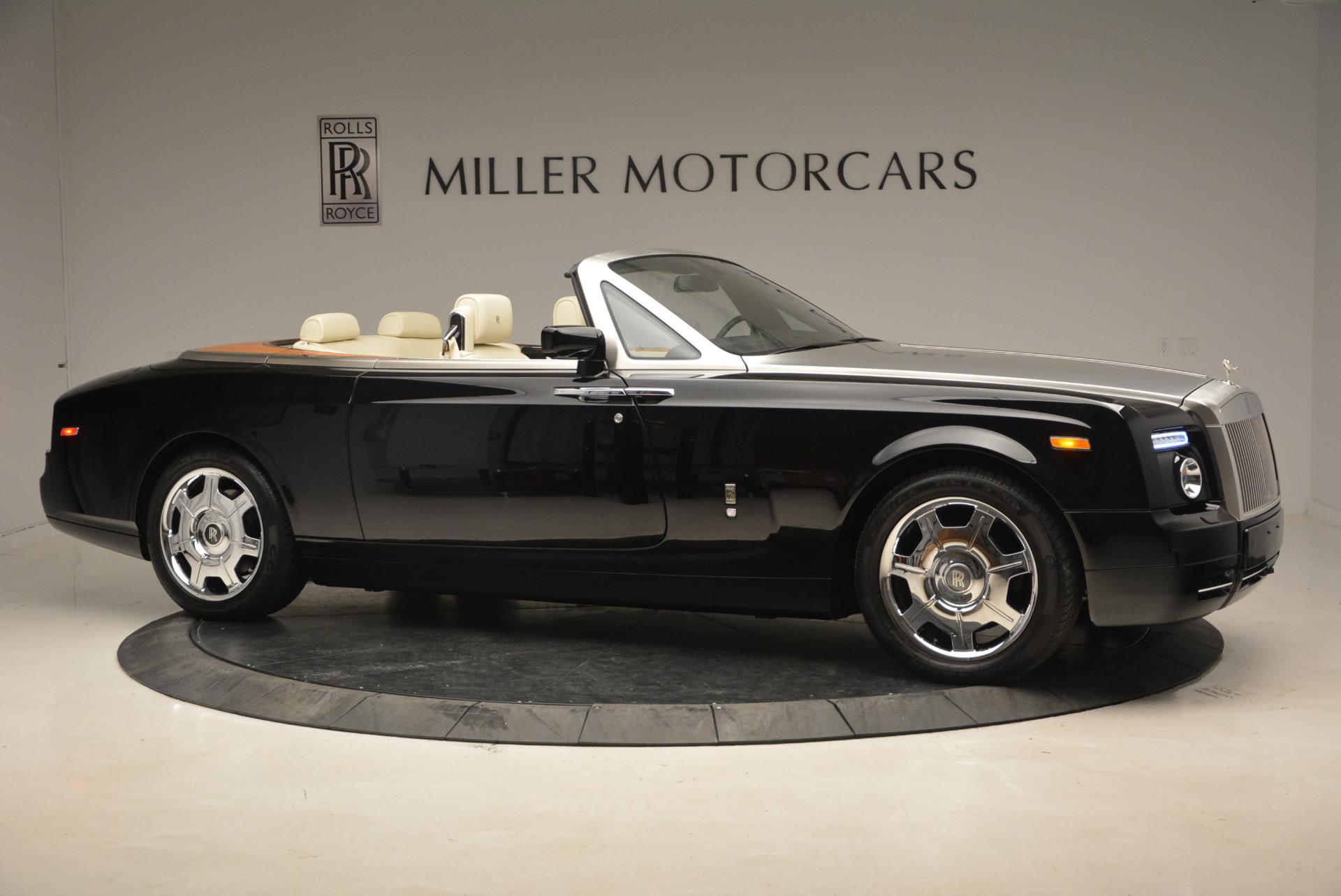 Used 2009 Rolls-Royce Phantom Drophead Coupe  For Sale In Westport, CT 1792_p11