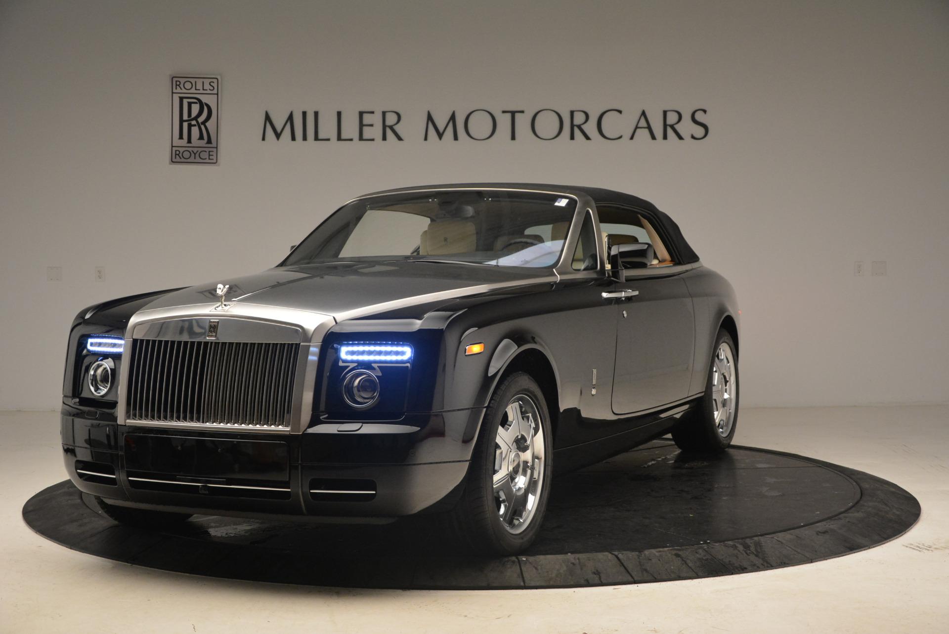 Used 2009 Rolls-Royce Phantom Drophead Coupe  For Sale In Westport, CT 1792_p14