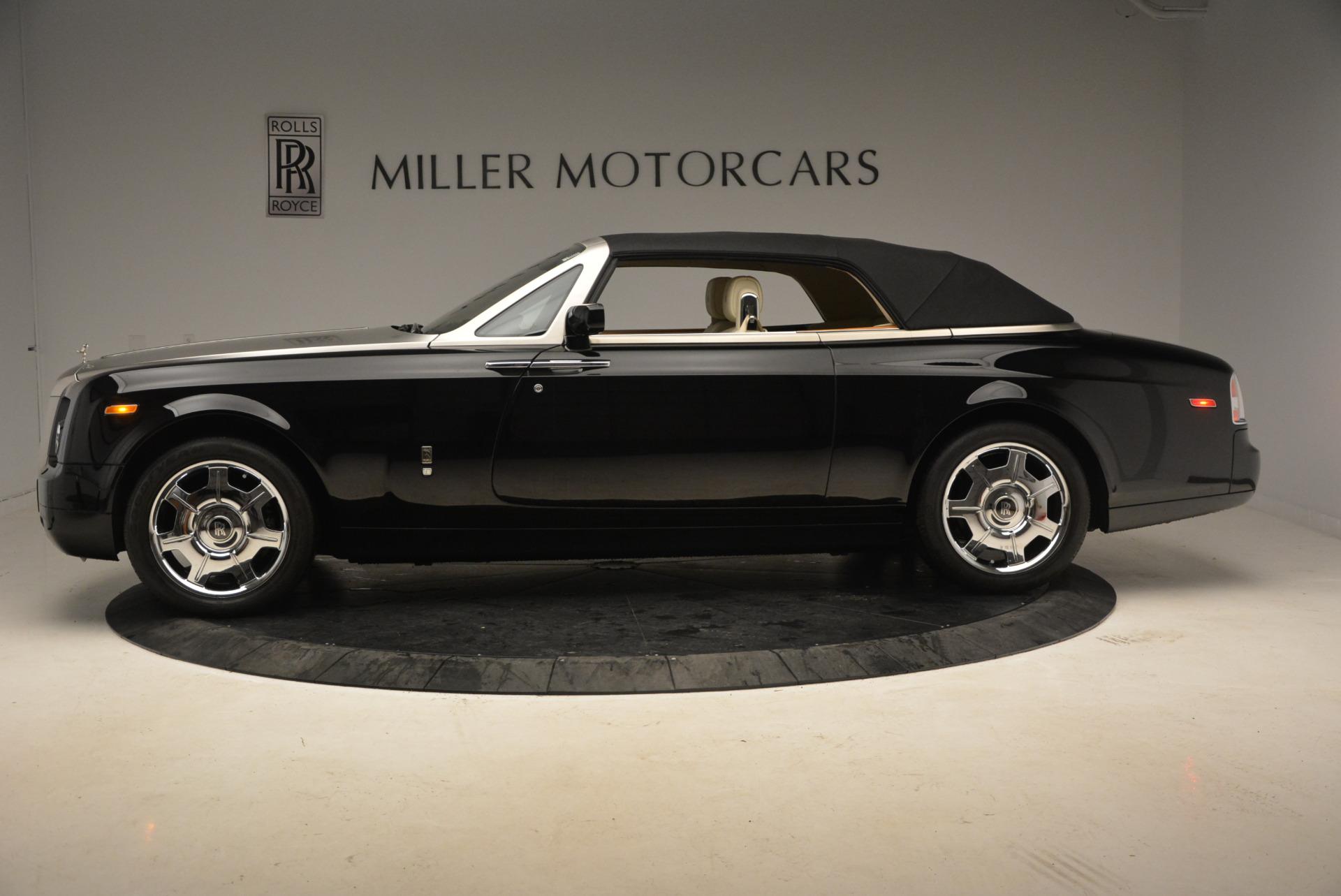 Used 2009 Rolls-Royce Phantom Drophead Coupe  For Sale In Westport, CT 1792_p15