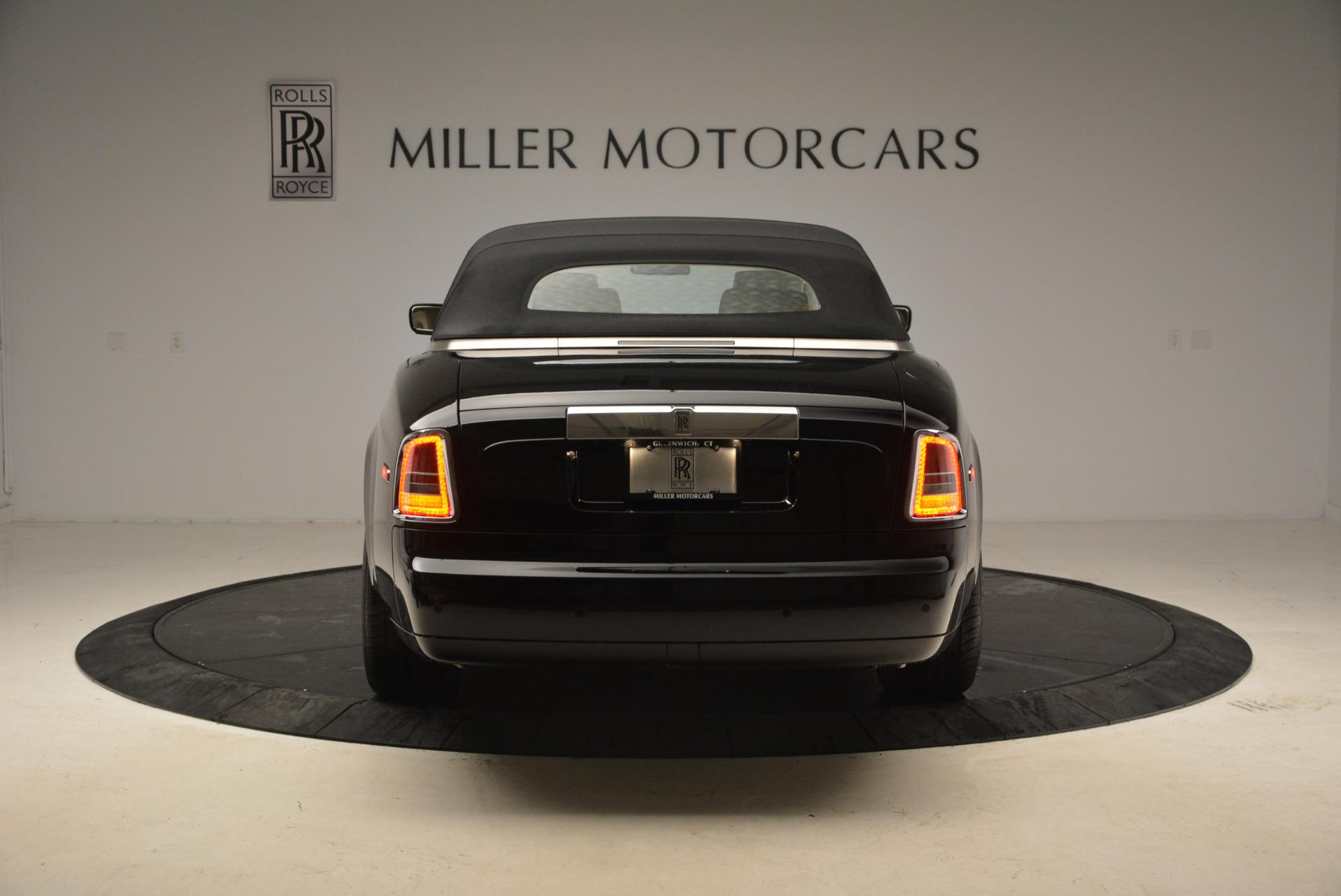 Used 2009 Rolls-Royce Phantom Drophead Coupe  For Sale In Westport, CT 1792_p18