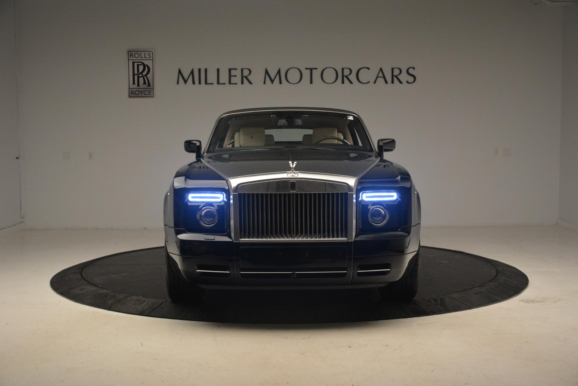 Used 2009 Rolls-Royce Phantom Drophead Coupe  For Sale In Westport, CT 1792_p25