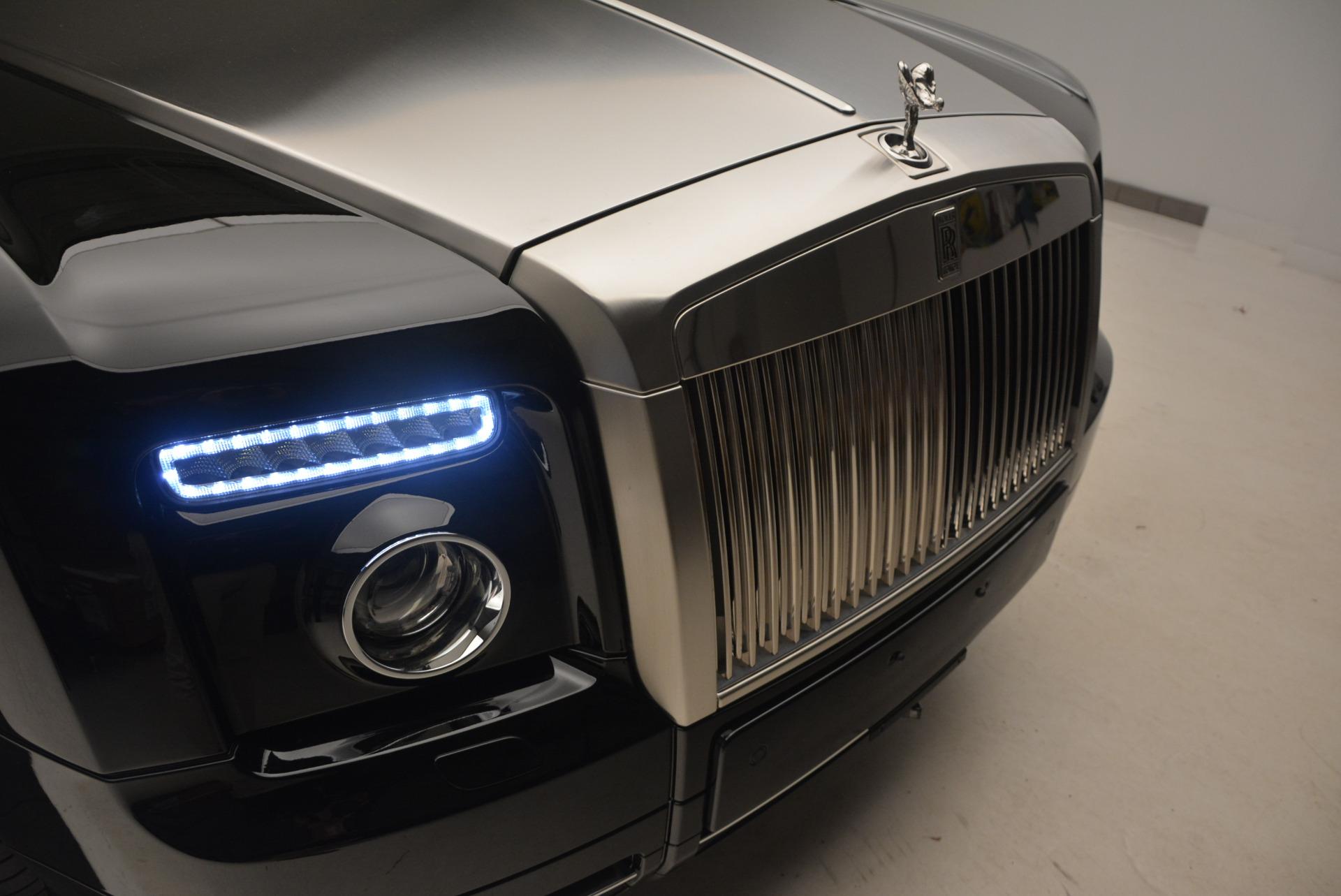Used 2009 Rolls-Royce Phantom Drophead Coupe  For Sale In Westport, CT 1792_p26