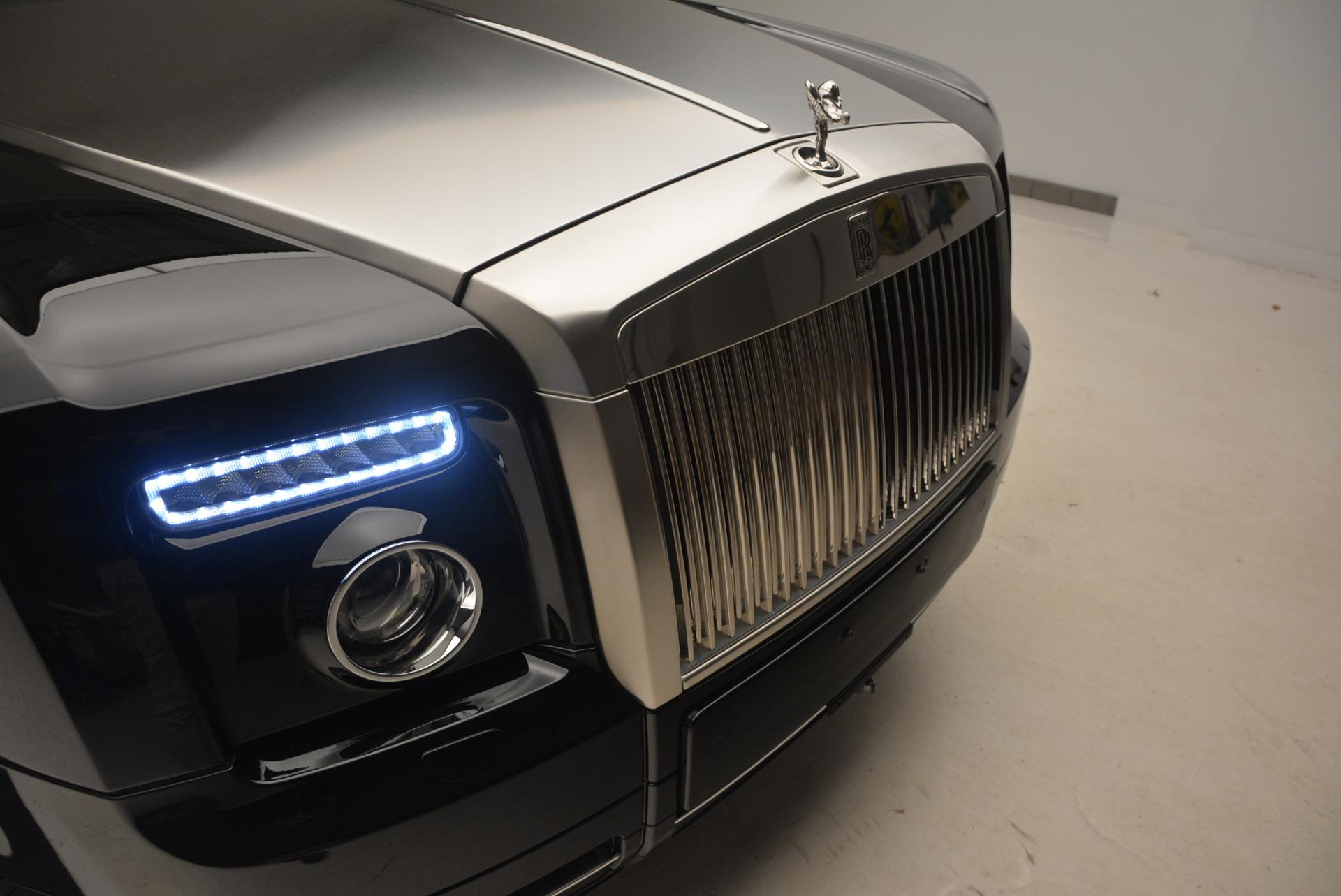 Used 2009 Rolls-Royce Phantom Drophead Coupe  For Sale In Westport, CT 1792_p27