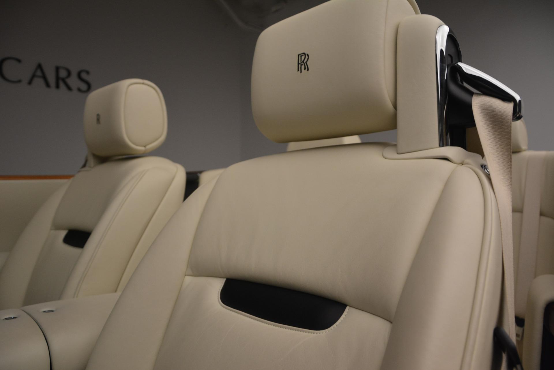 Used 2009 Rolls-Royce Phantom Drophead Coupe  For Sale In Westport, CT 1792_p33