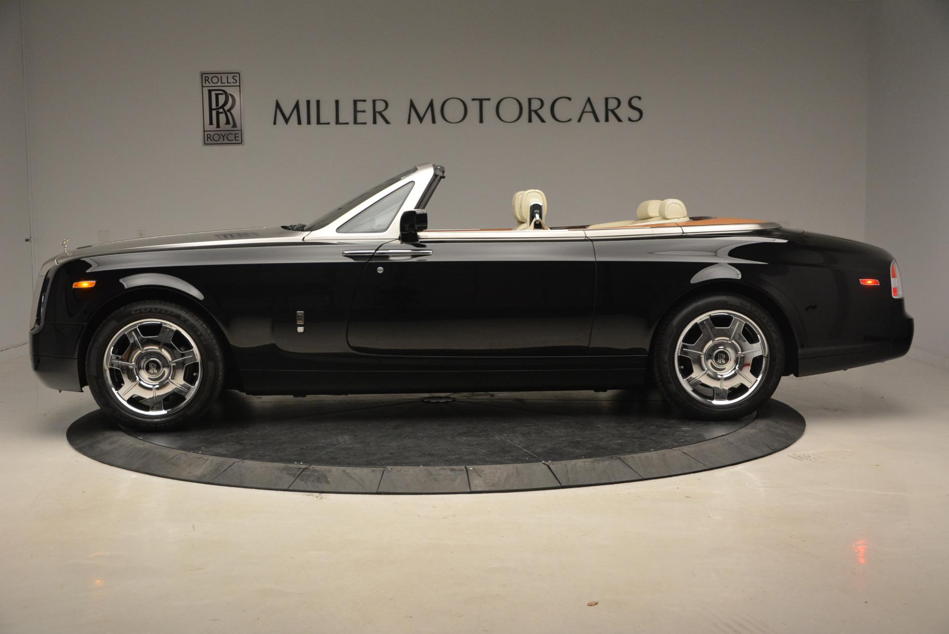 Used 2009 Rolls-Royce Phantom Drophead Coupe  For Sale In Westport, CT 1792_p3