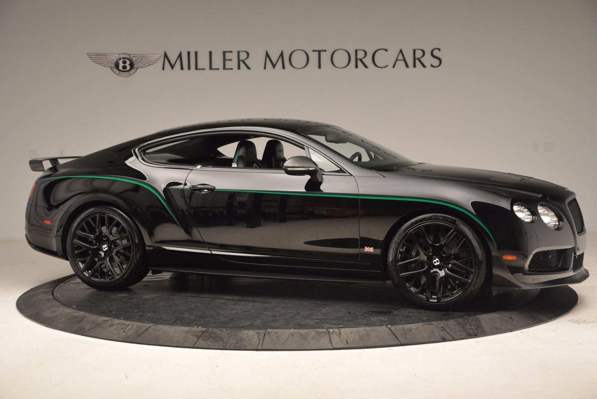 Used 2015 Bentley Continental GT GT3-R For Sale In Westport, CT 1794_p10