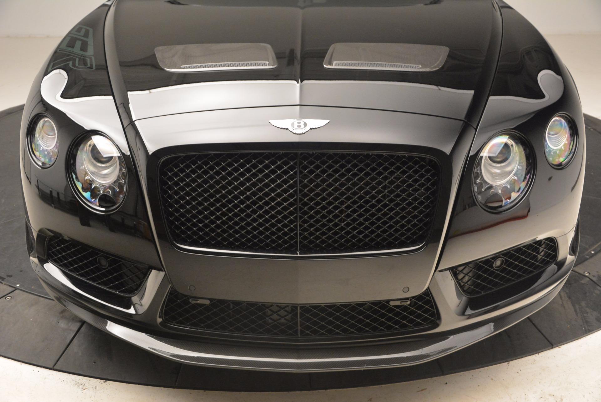Used 2015 Bentley Continental GT GT3-R For Sale In Westport, CT 1794_p14