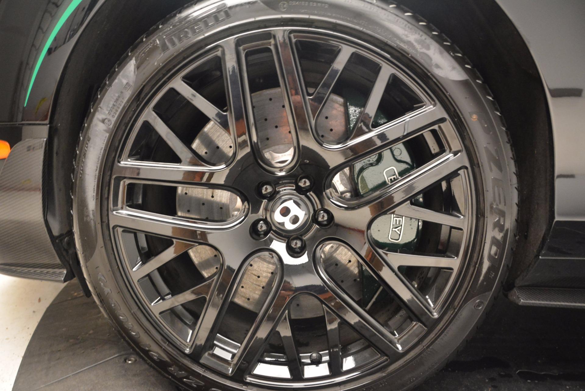 Used 2015 Bentley Continental GT GT3-R For Sale In Westport, CT 1794_p16