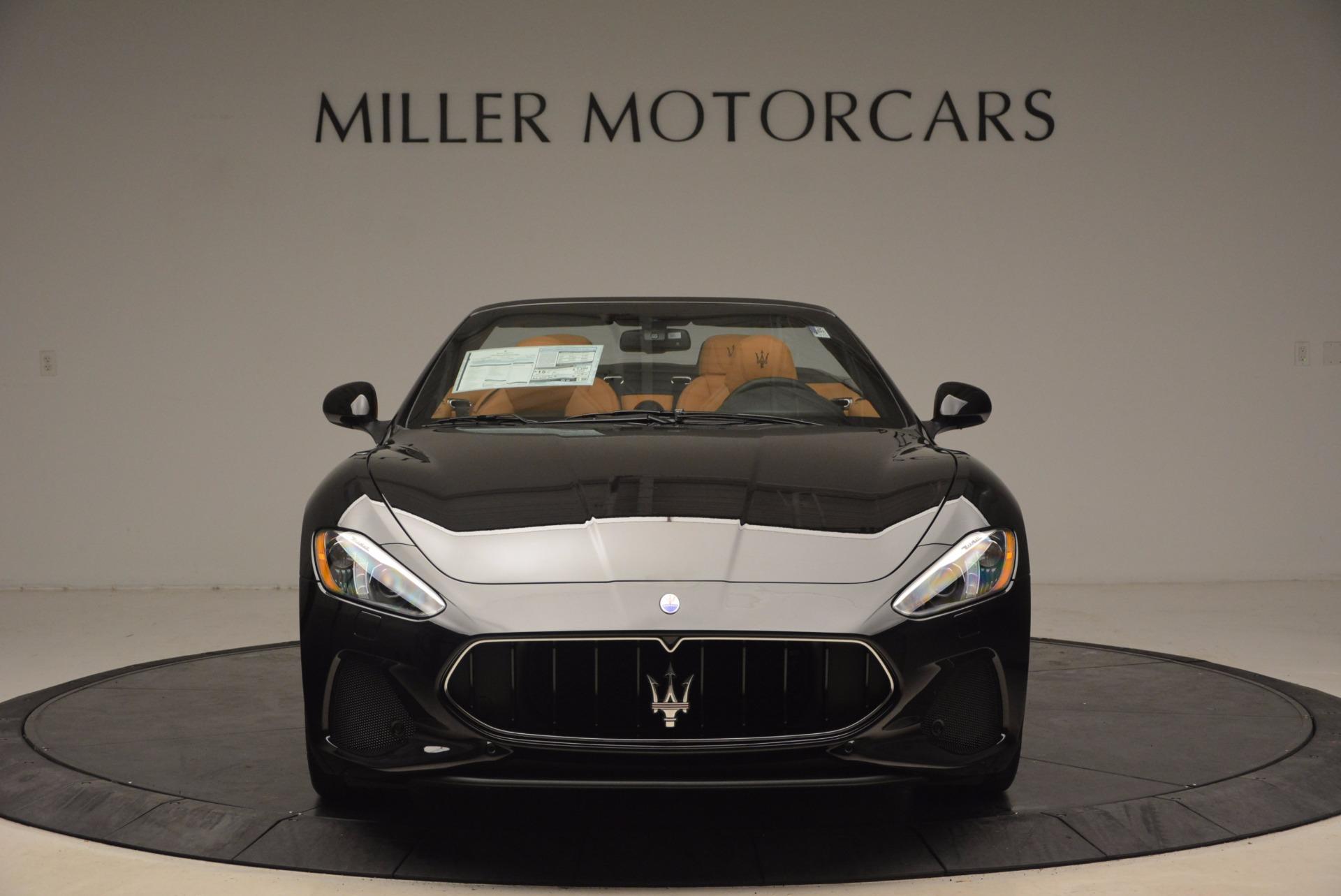 New 2018 Maserati GranTurismo Sport Convertible For Sale In Westport, CT 1795_p12