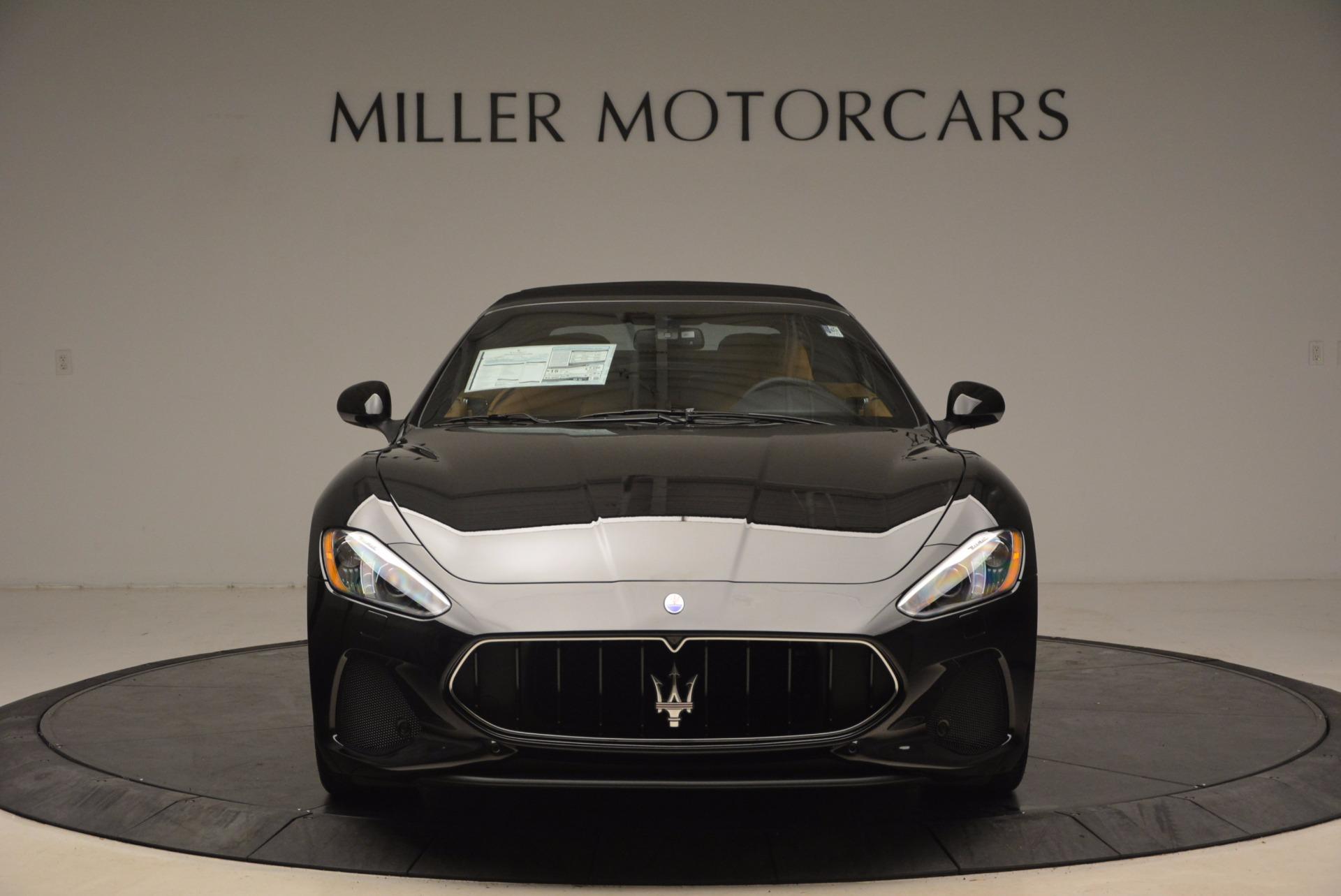 New 2018 Maserati GranTurismo Sport Convertible For Sale In Westport, CT 1795_p24
