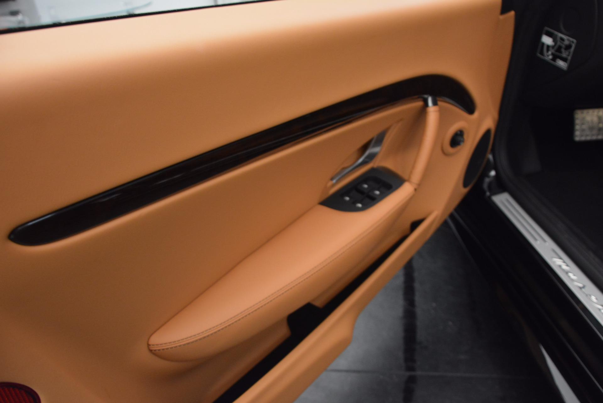 New 2018 Maserati GranTurismo Sport Convertible For Sale In Westport, CT 1795_p28