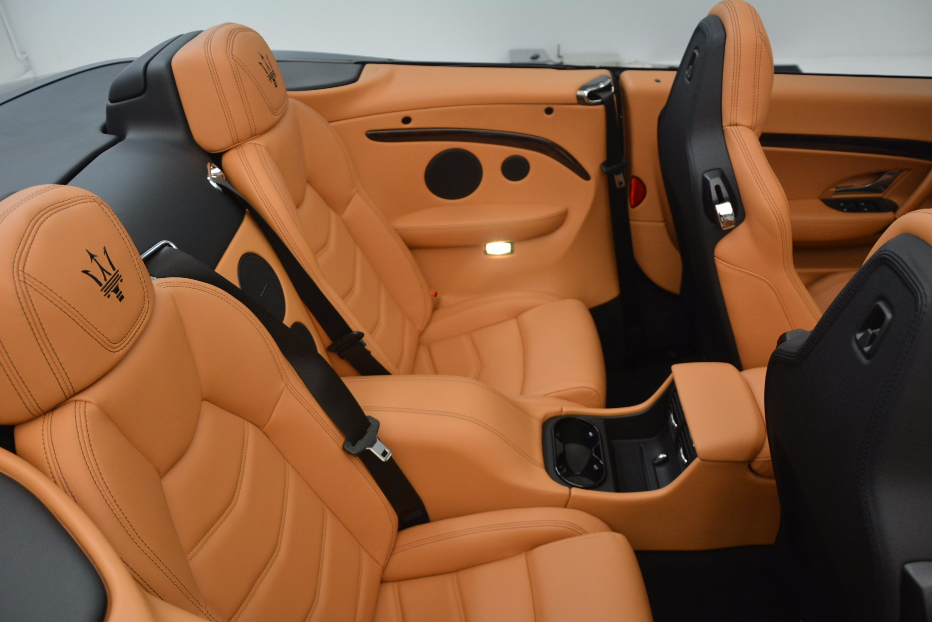 New 2018 Maserati GranTurismo Sport Convertible For Sale In Westport, CT 1795_p37