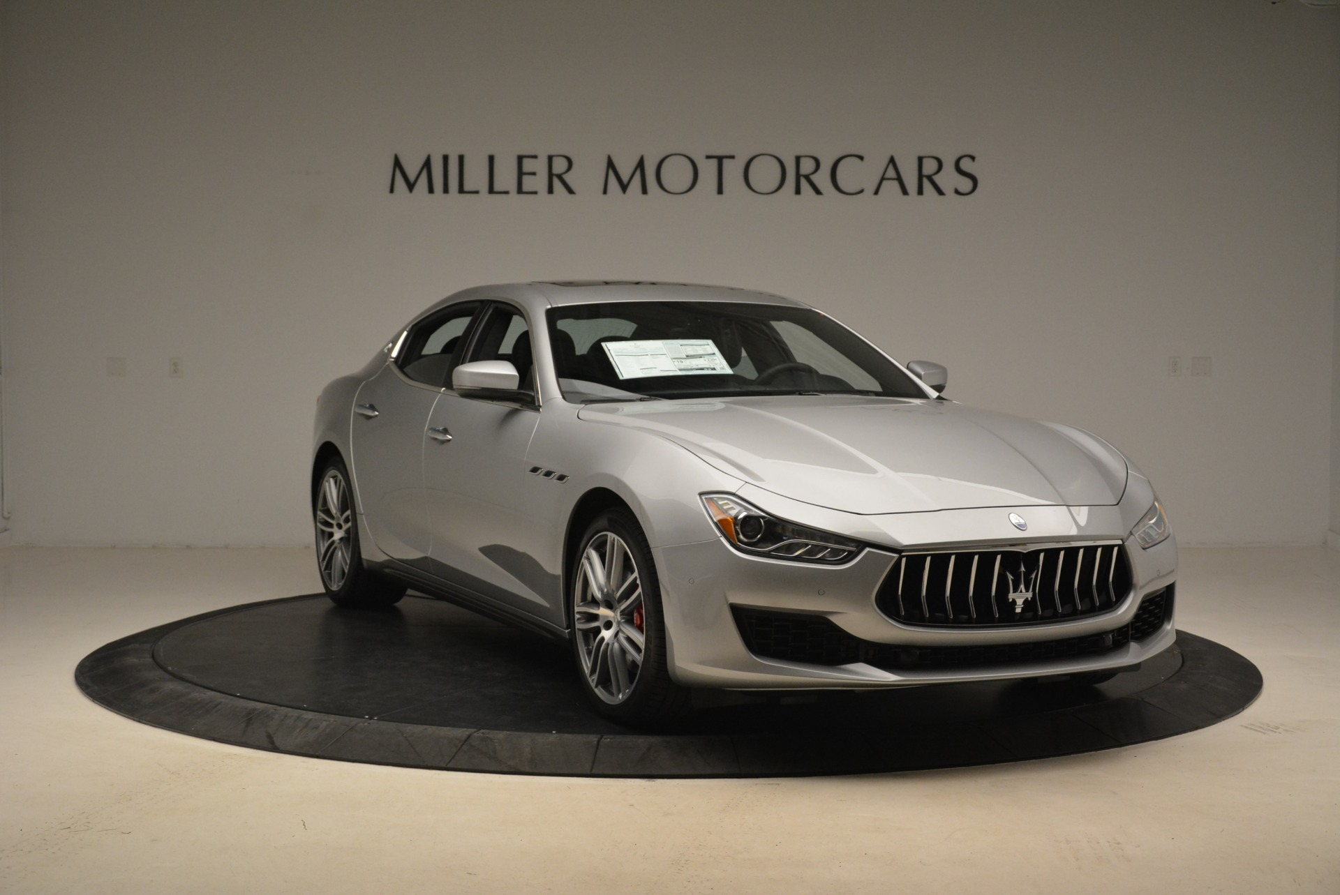 New 2018 Maserati Ghibli S Q4 For Sale In Westport, CT 1797_p10