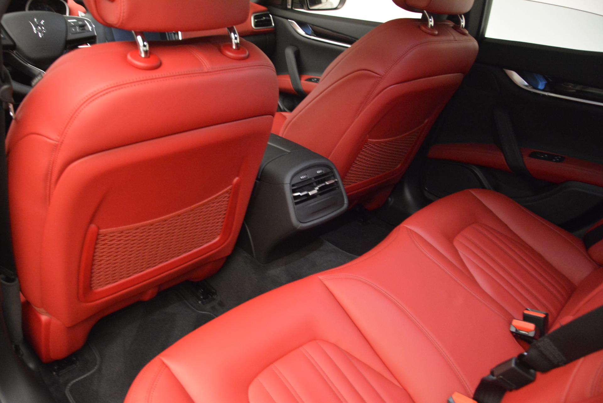 New 2018 Maserati Ghibli S Q4 For Sale In Westport, CT 1798_p17