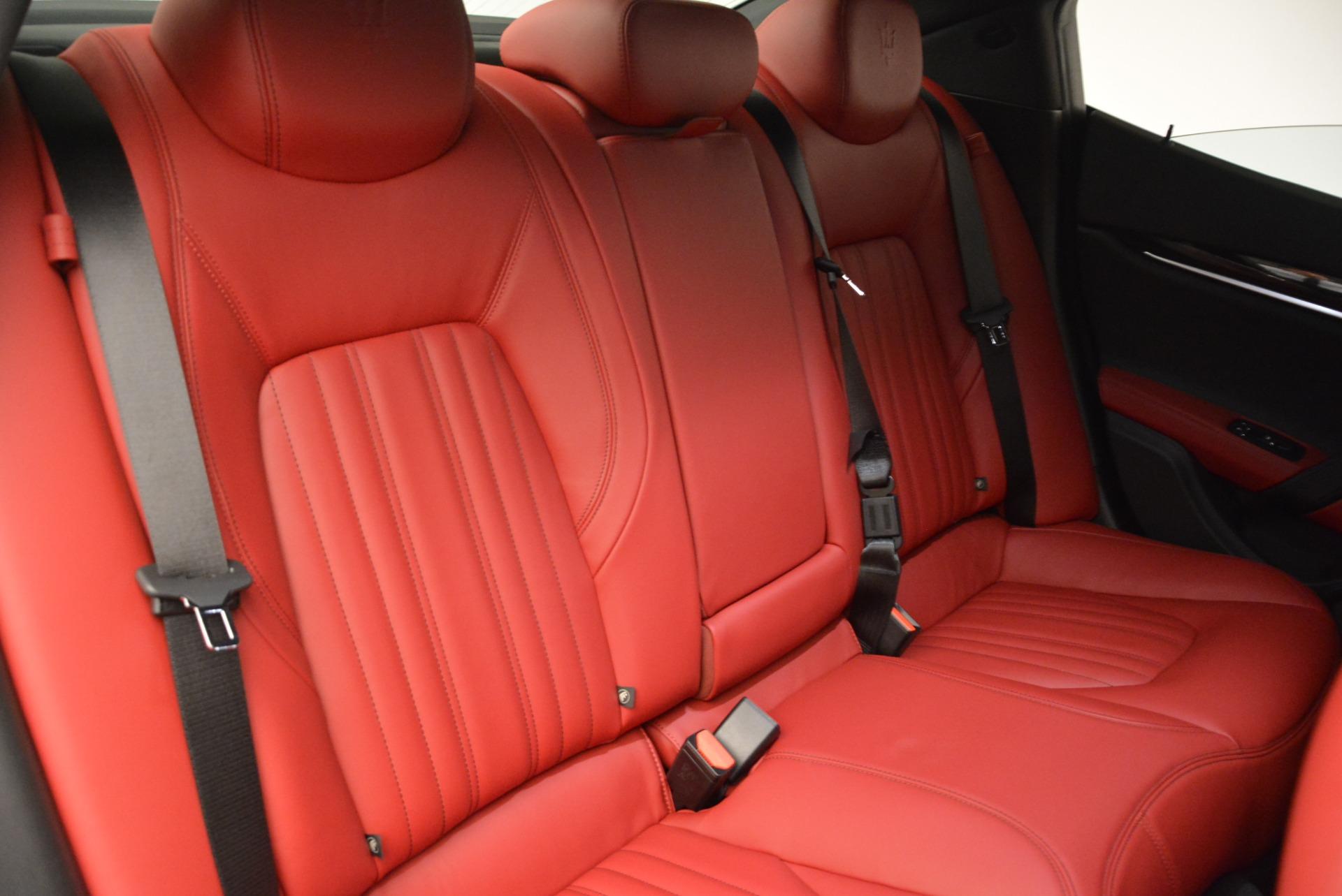 New 2018 Maserati Ghibli S Q4 For Sale In Westport, CT 1798_p22