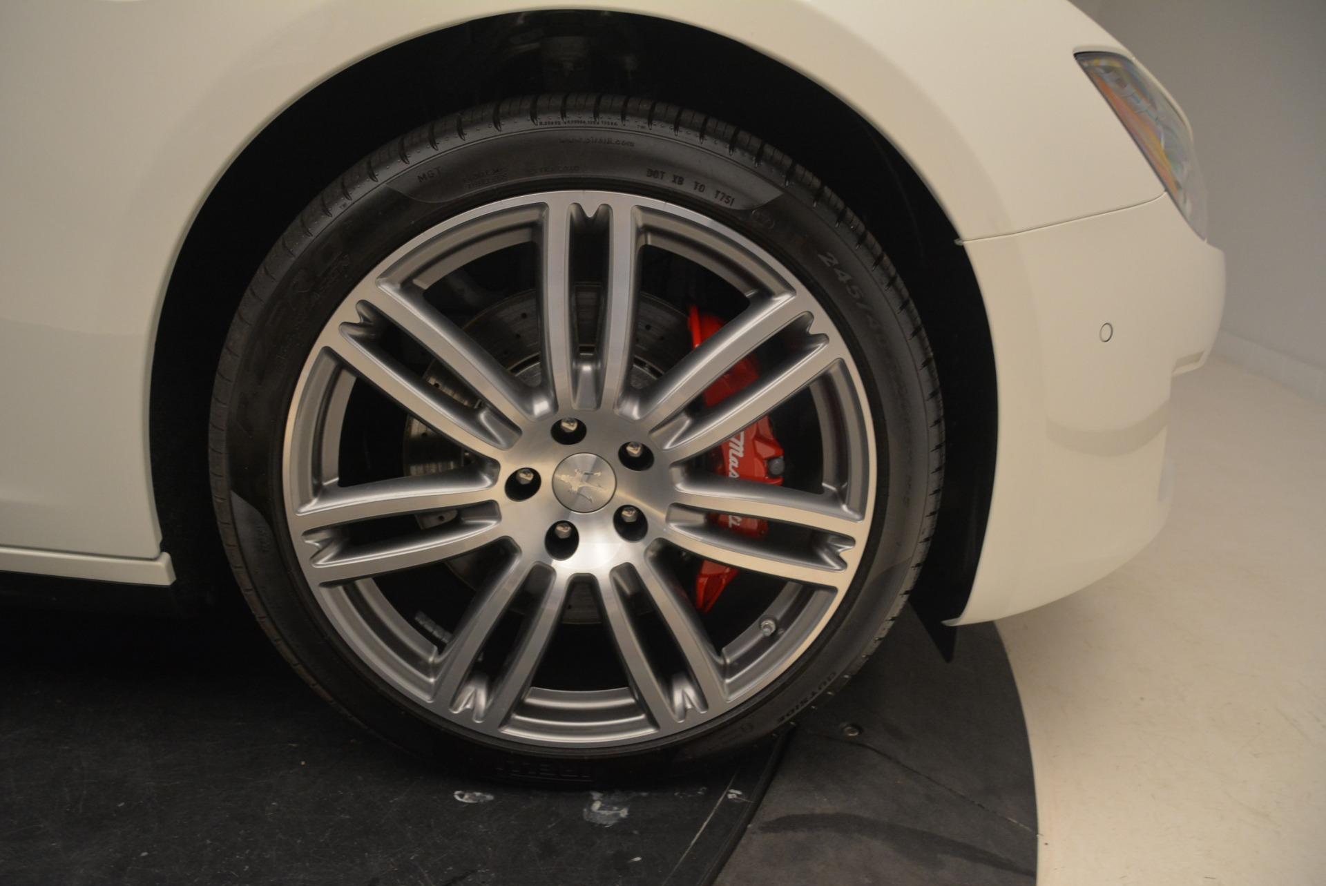 New 2018 Maserati Ghibli S Q4 For Sale In Westport, CT 1798_p23