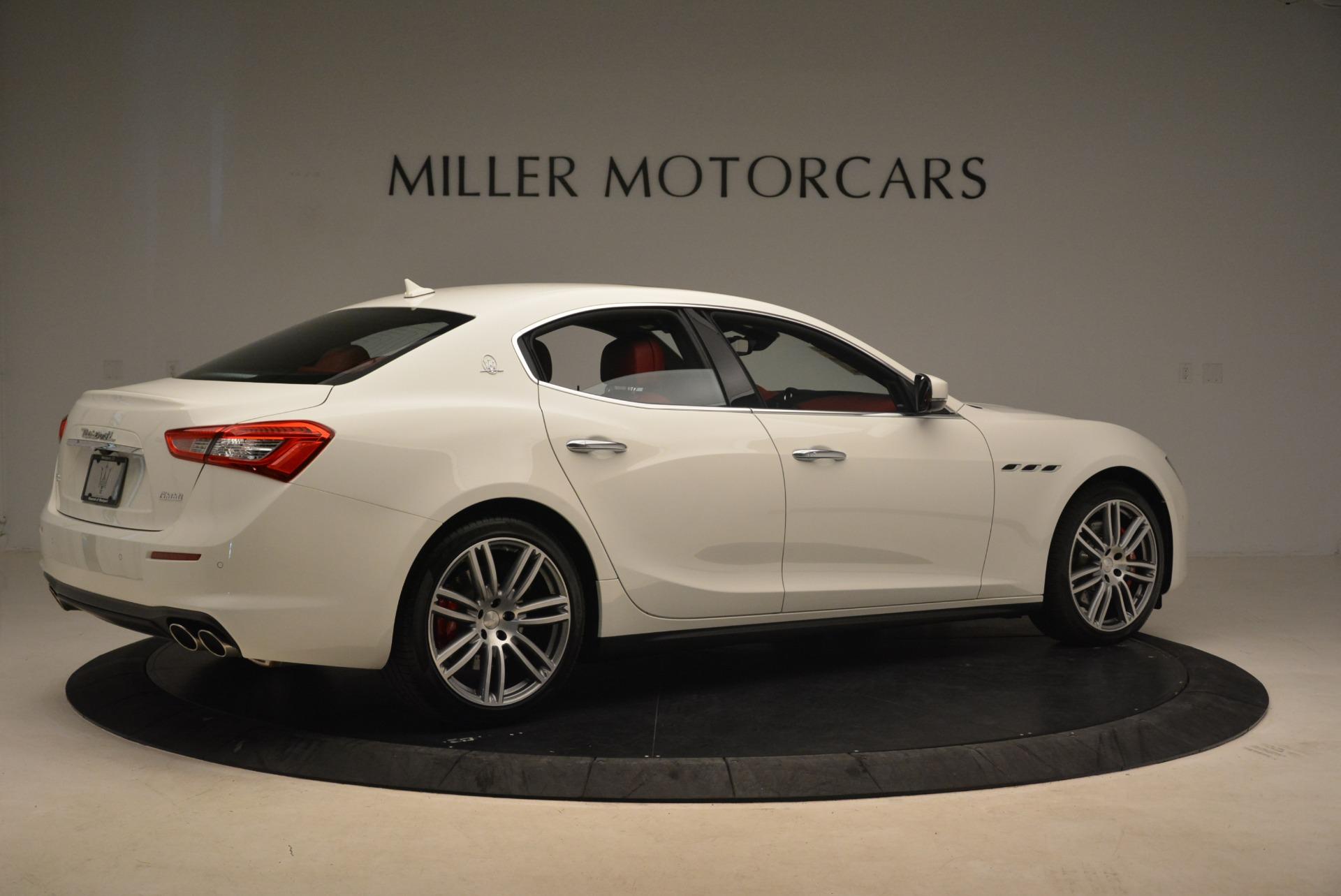 New 2018 Maserati Ghibli S Q4 For Sale In Westport, CT 1798_p7