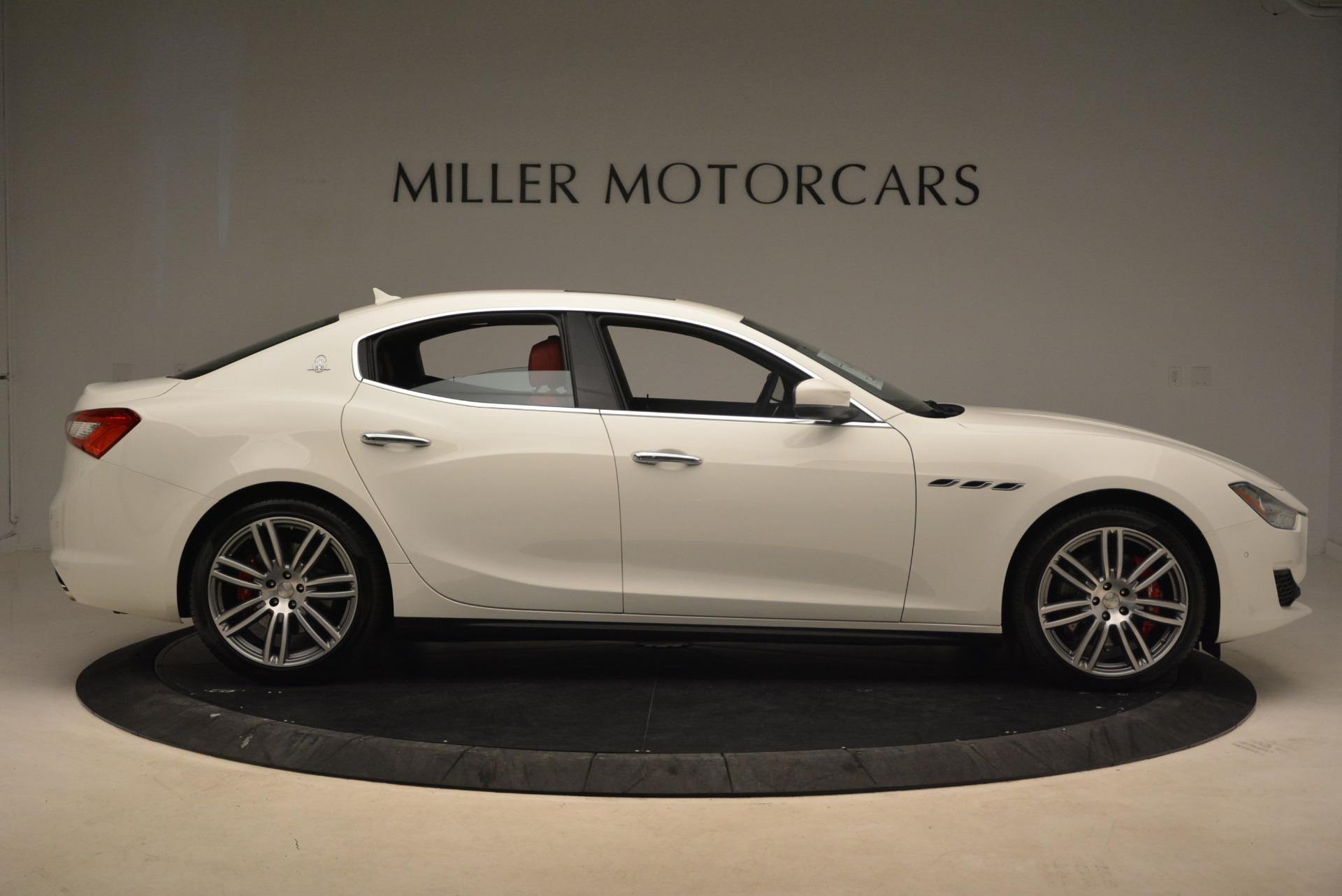 New 2018 Maserati Ghibli S Q4 For Sale In Westport, CT 1798_p8