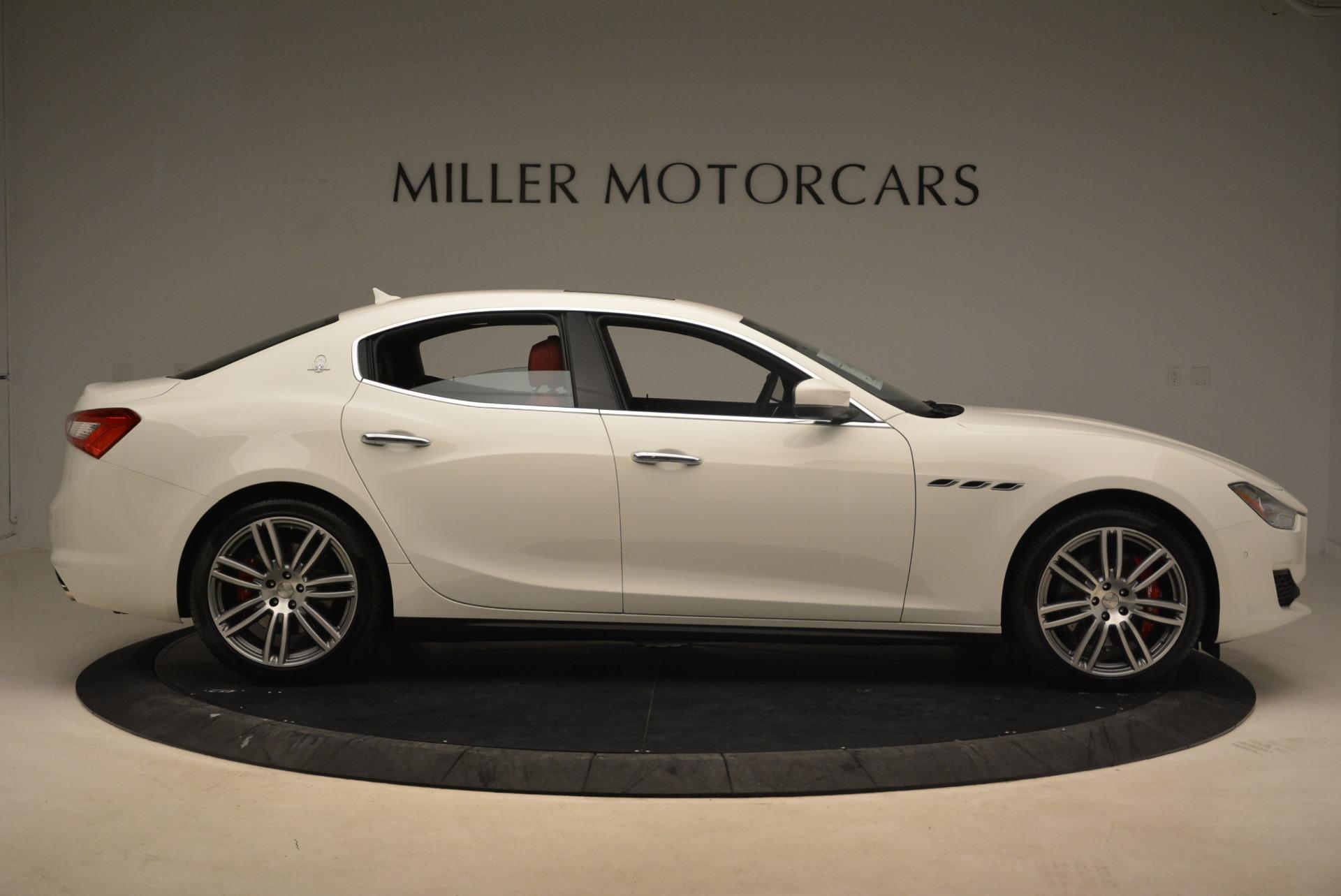 New 2018 Maserati Ghibli S Q4 For Sale In Westport, CT 1798_p9