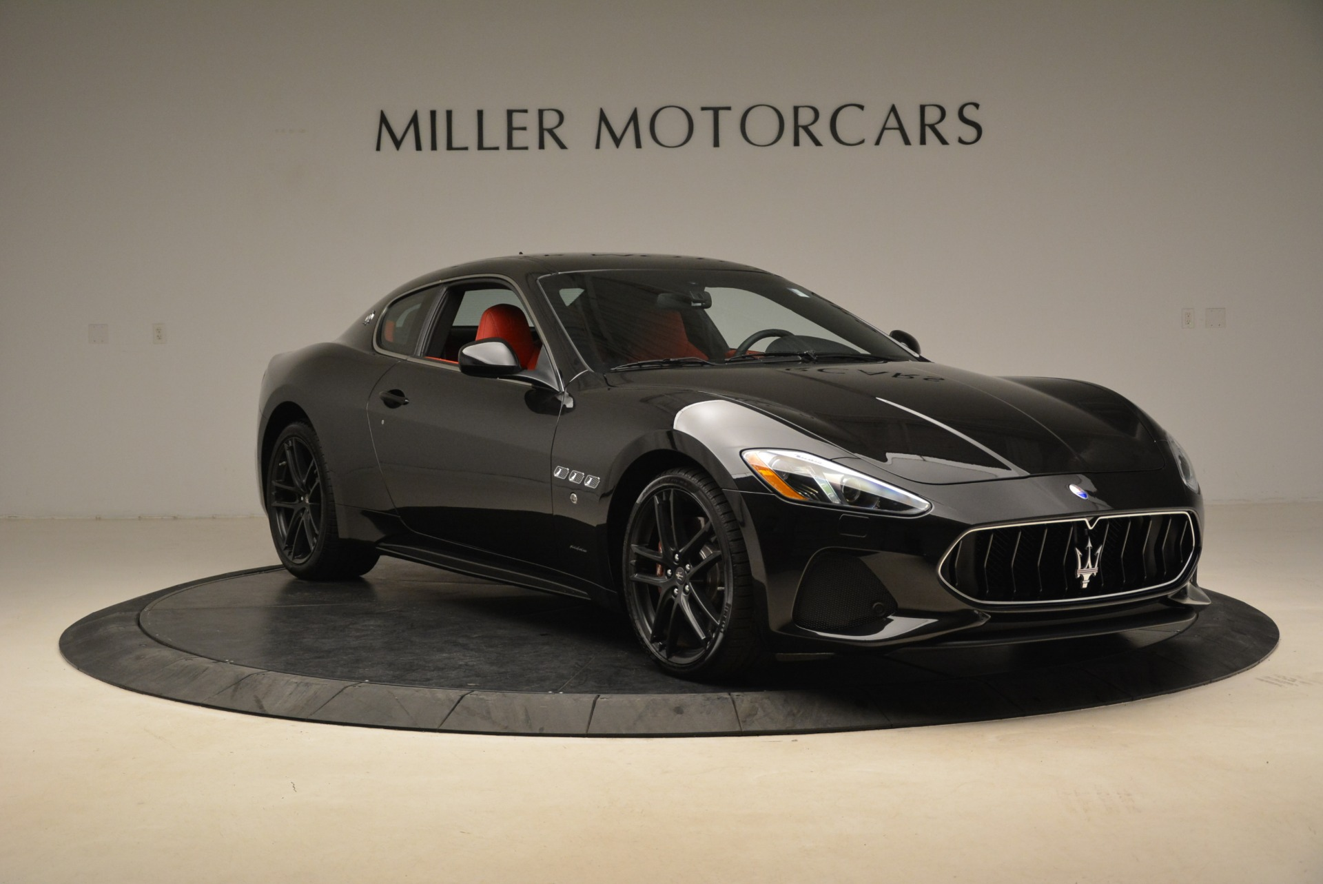 New 2018 Maserati GranTurismo Sport For Sale In Westport, CT 1799_p10