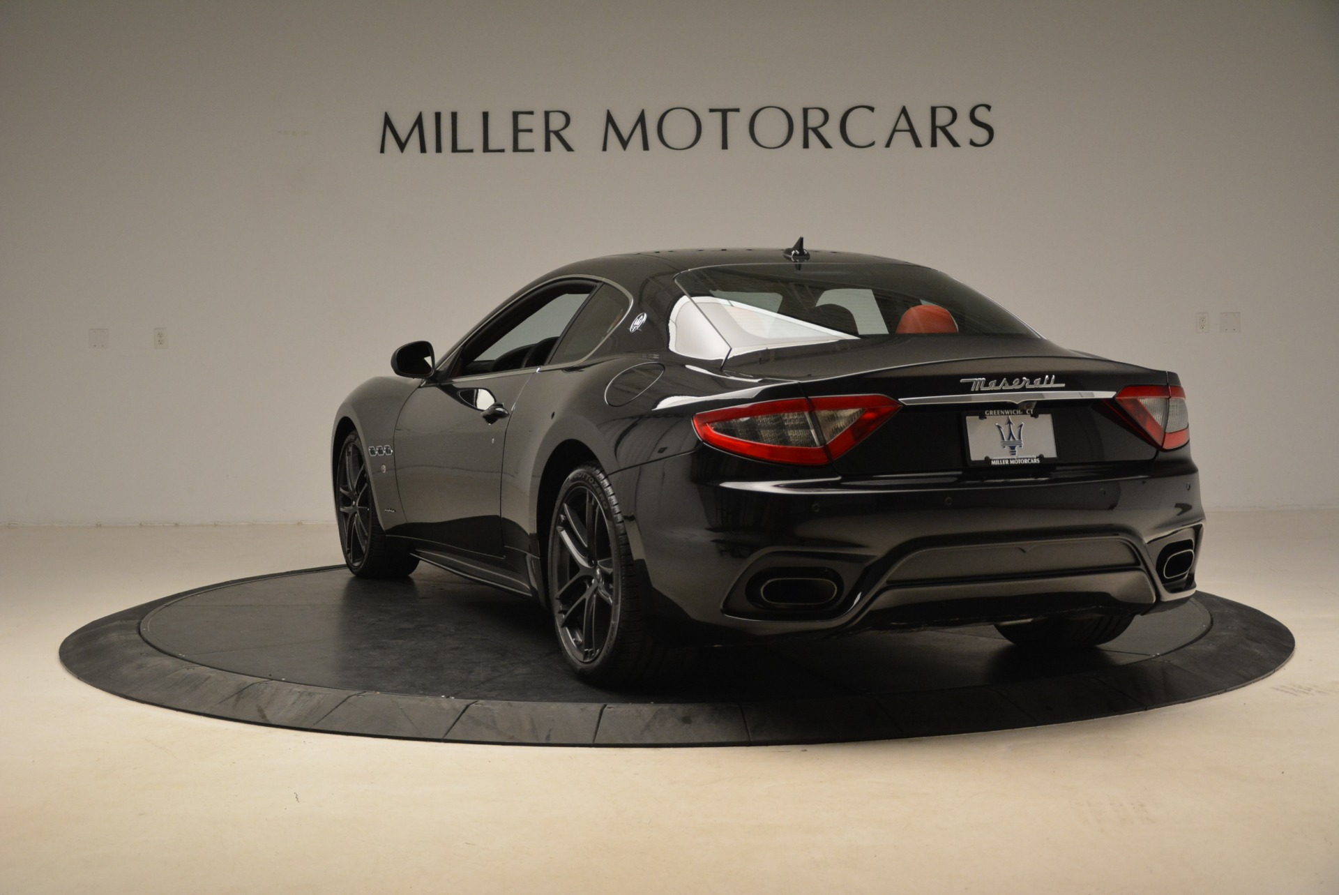 New 2018 Maserati GranTurismo Sport For Sale In Westport, CT 1799_p4